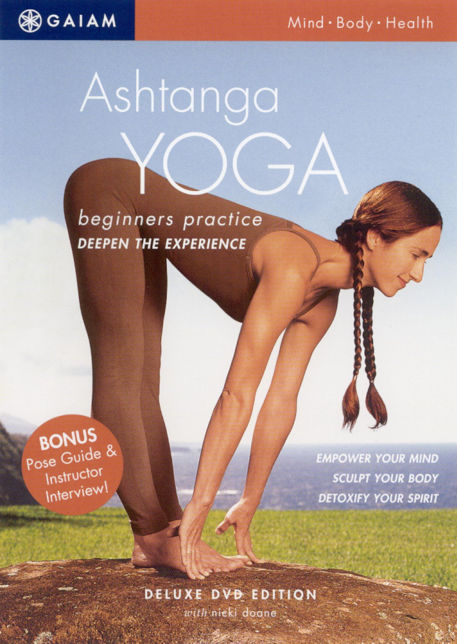 Ashtanga Yoga: Beginners Practice