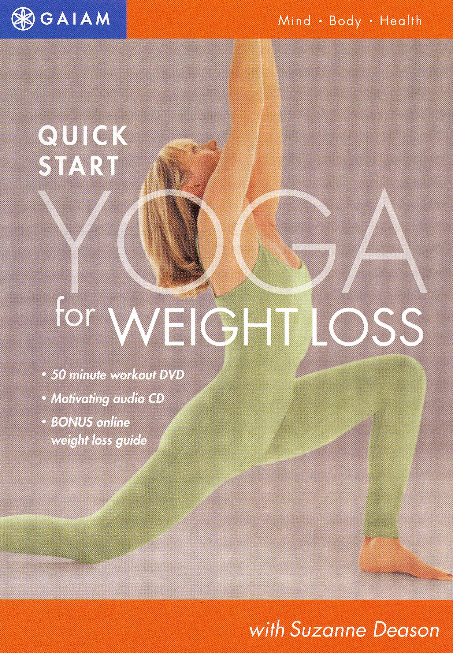 30 Minute Quick Start Yoga for Weight Loss