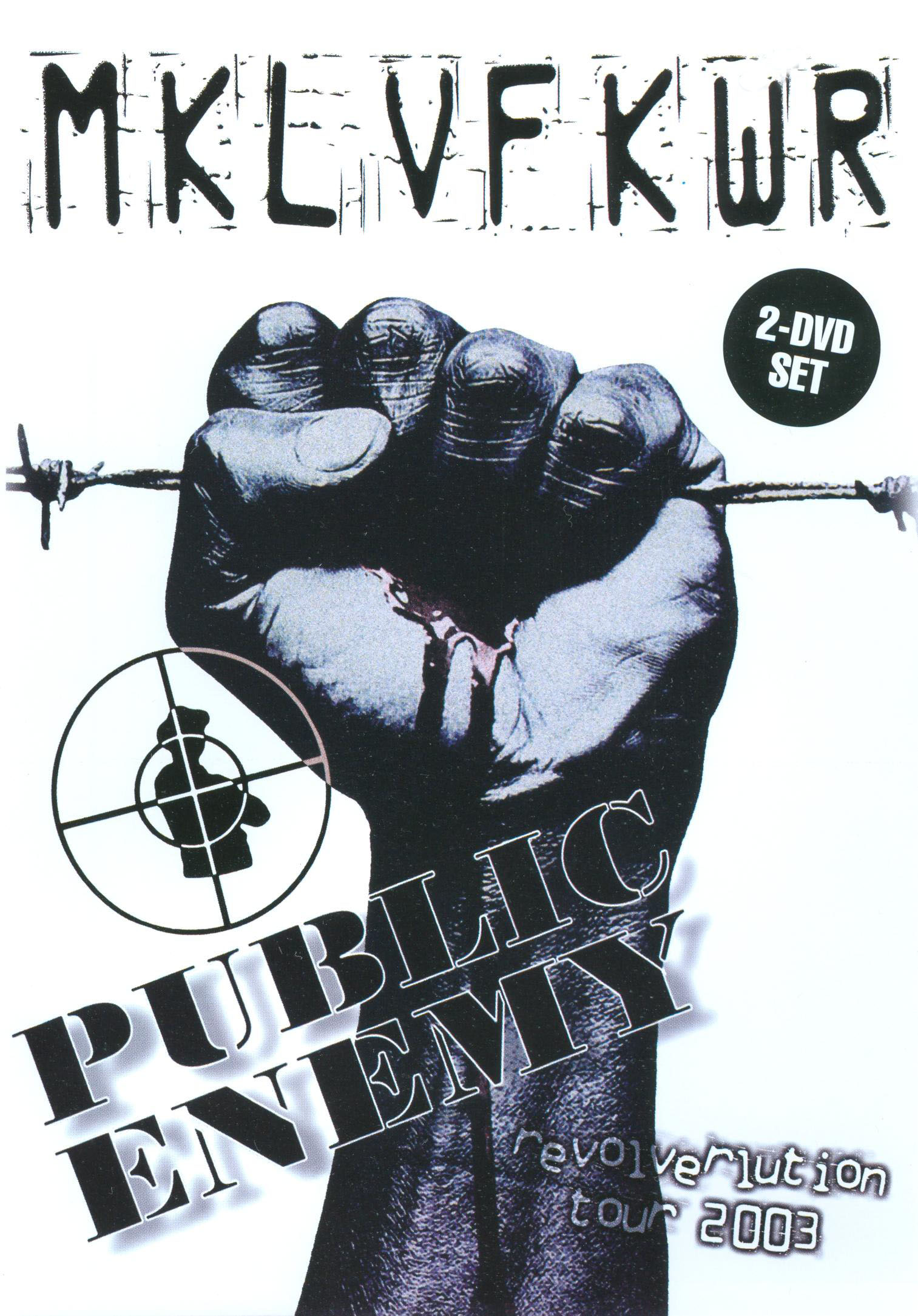 Public Enemy: Revolverlution Tour 2003 - Melbourne, Australia