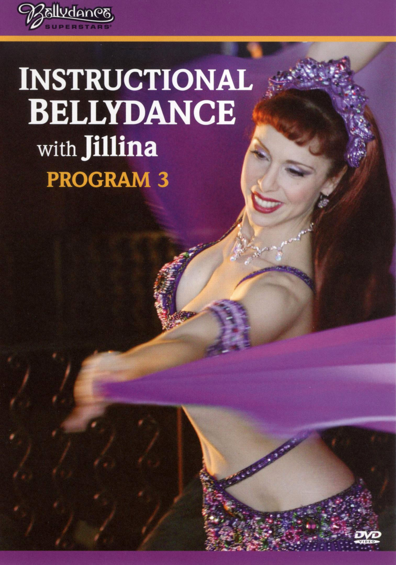 Instructional Bellydance With Jillina: Level 3