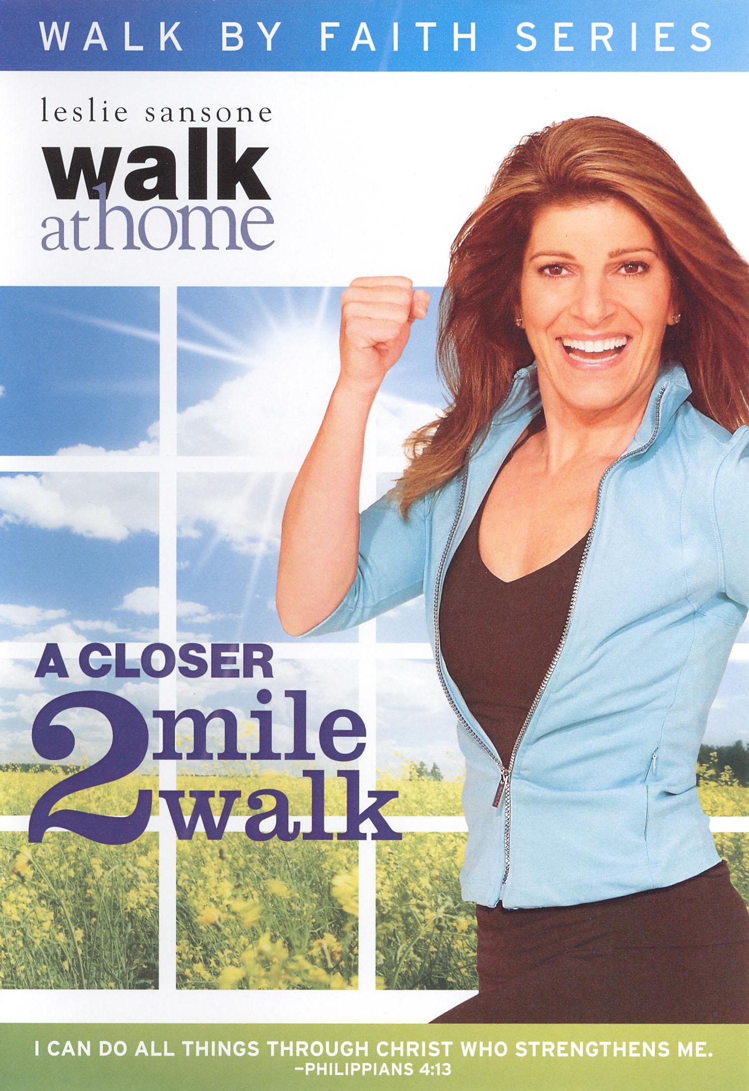 Leslie Sansone: Walk at Home - A Closer 2 Mile Walk