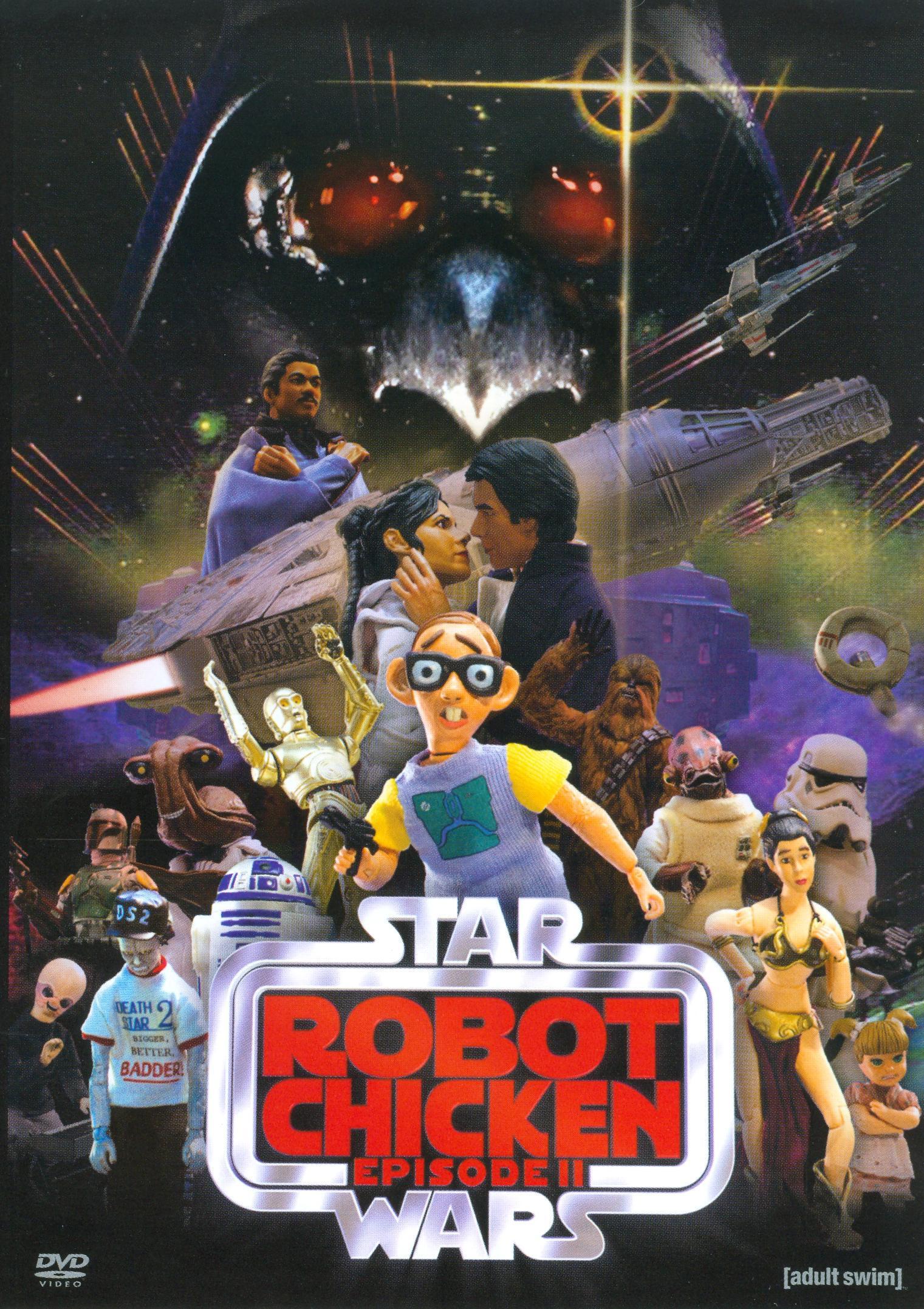 Robot Chicken: Star Wars - Episode II