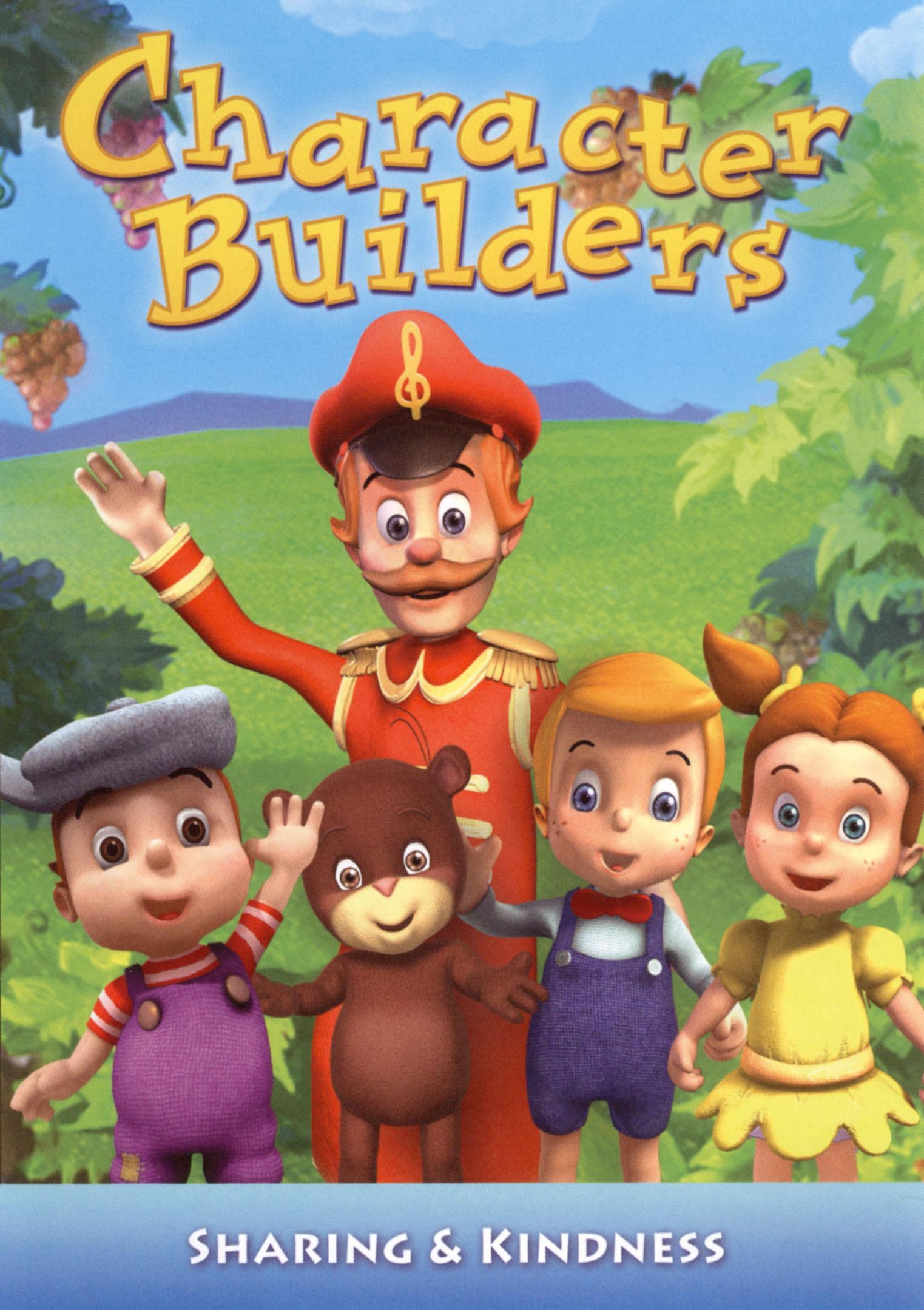 Character Builders: Learn More About Sharing and Kindness