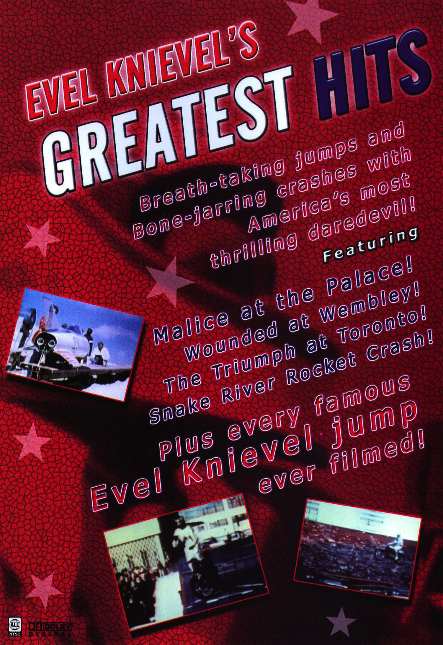Evel Knievel's Greatest Hits