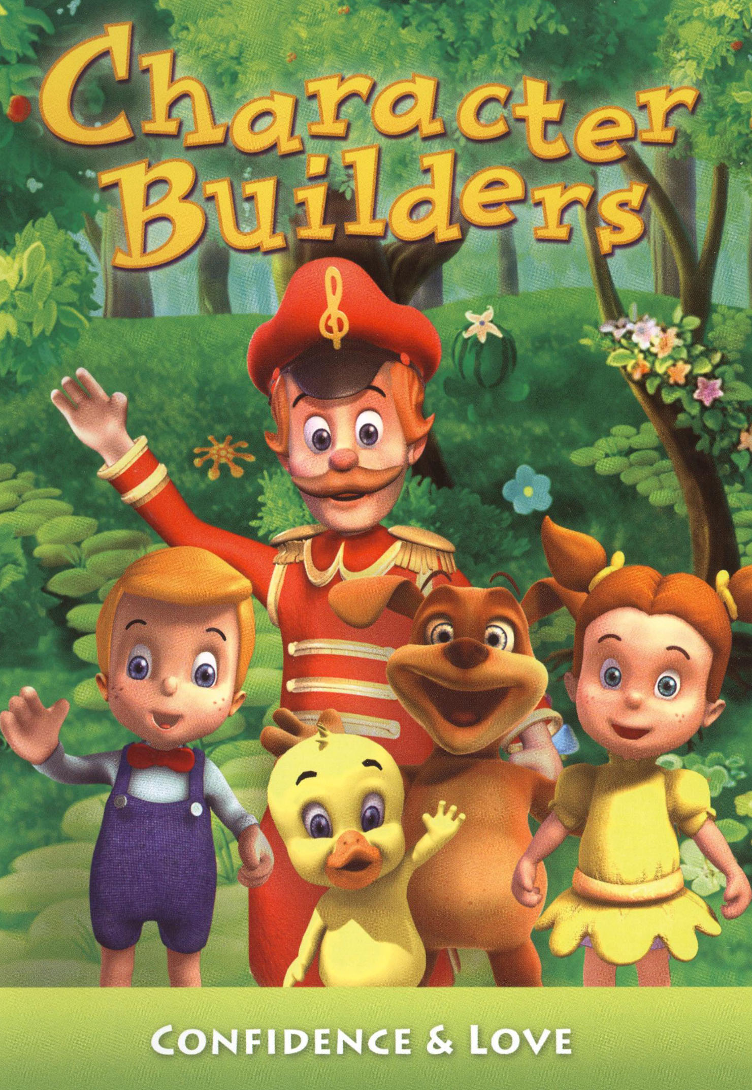 Character Builders: Learn More About Confidence and Love