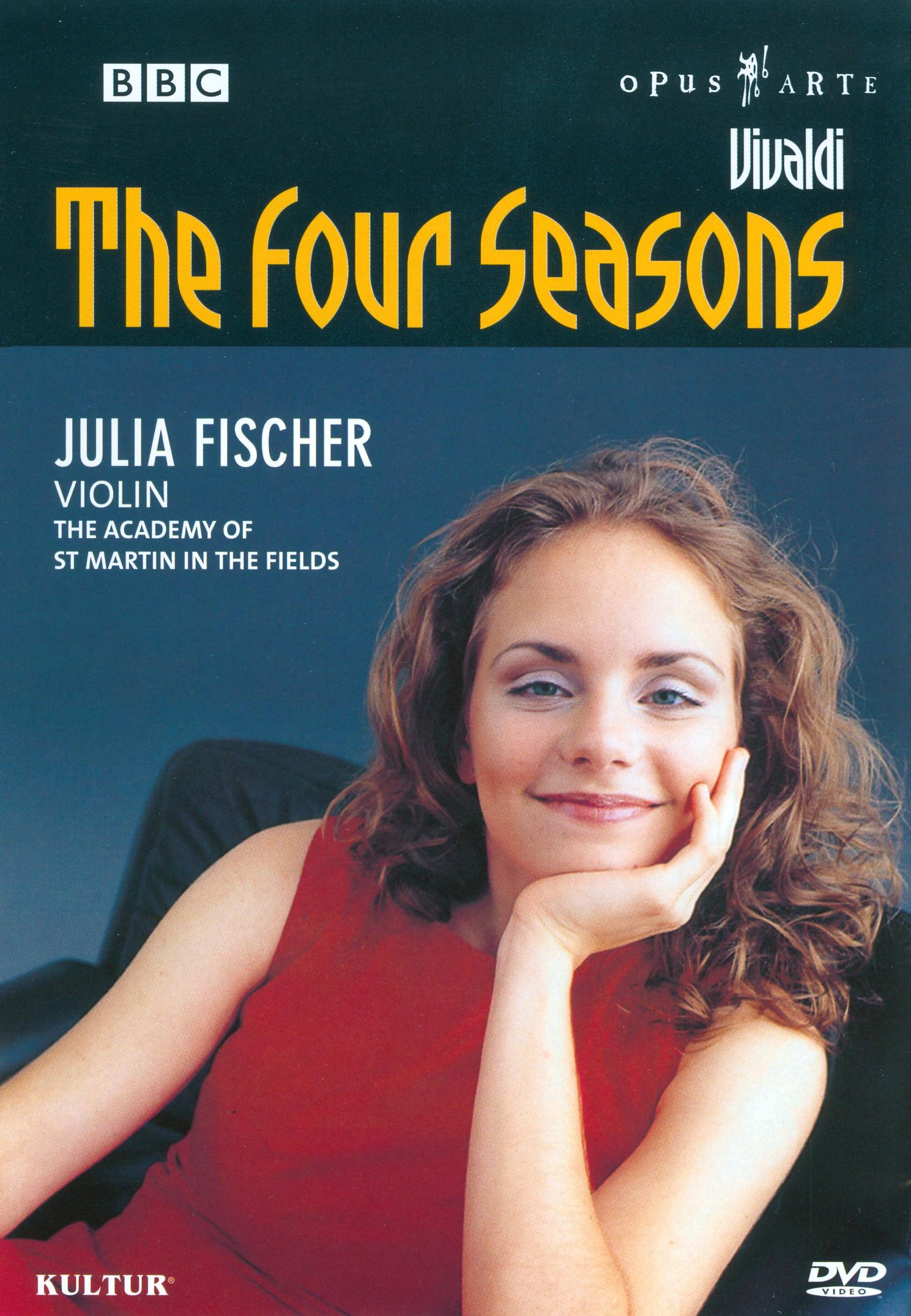 Julia Fischer: The Four Seasons