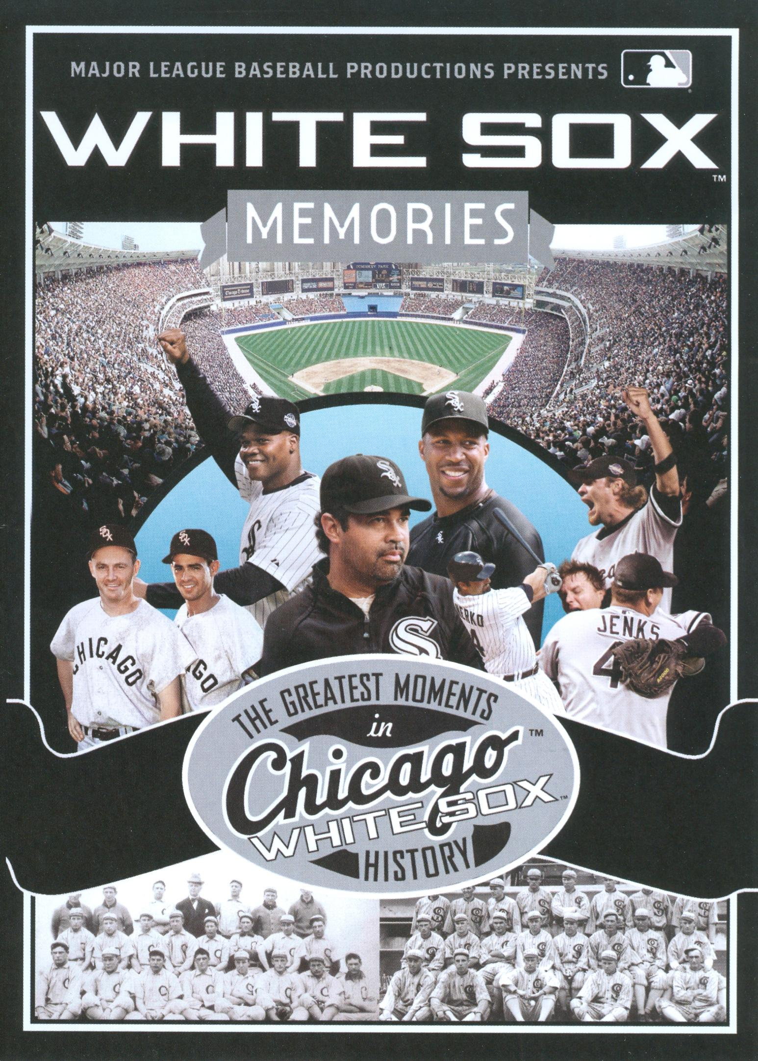 a brief history of the chicago white sox Please note that players may not be in the uniform of the correct team in these images.