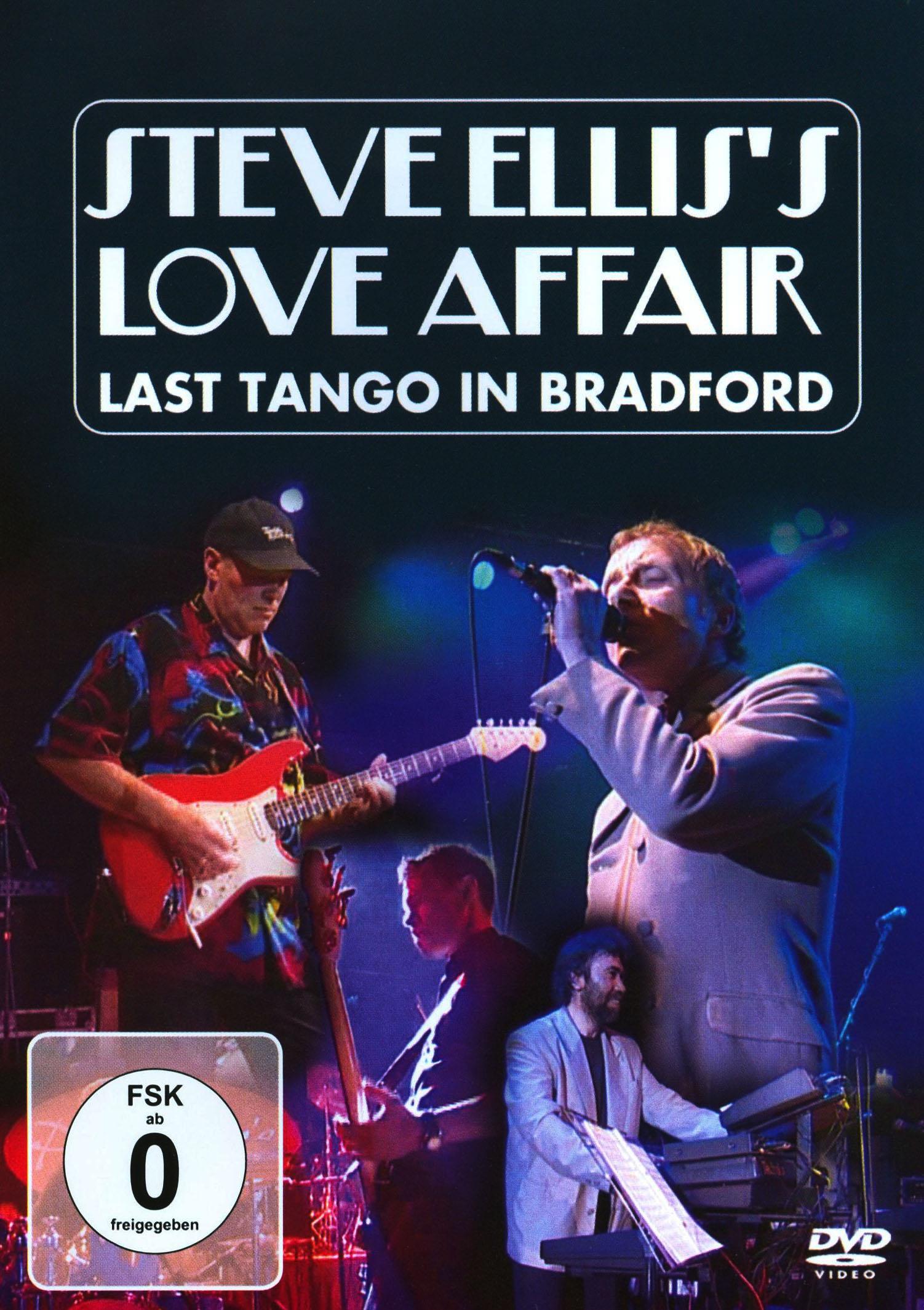 Steve Ellis's Love Affair: Last Tango In Bradford