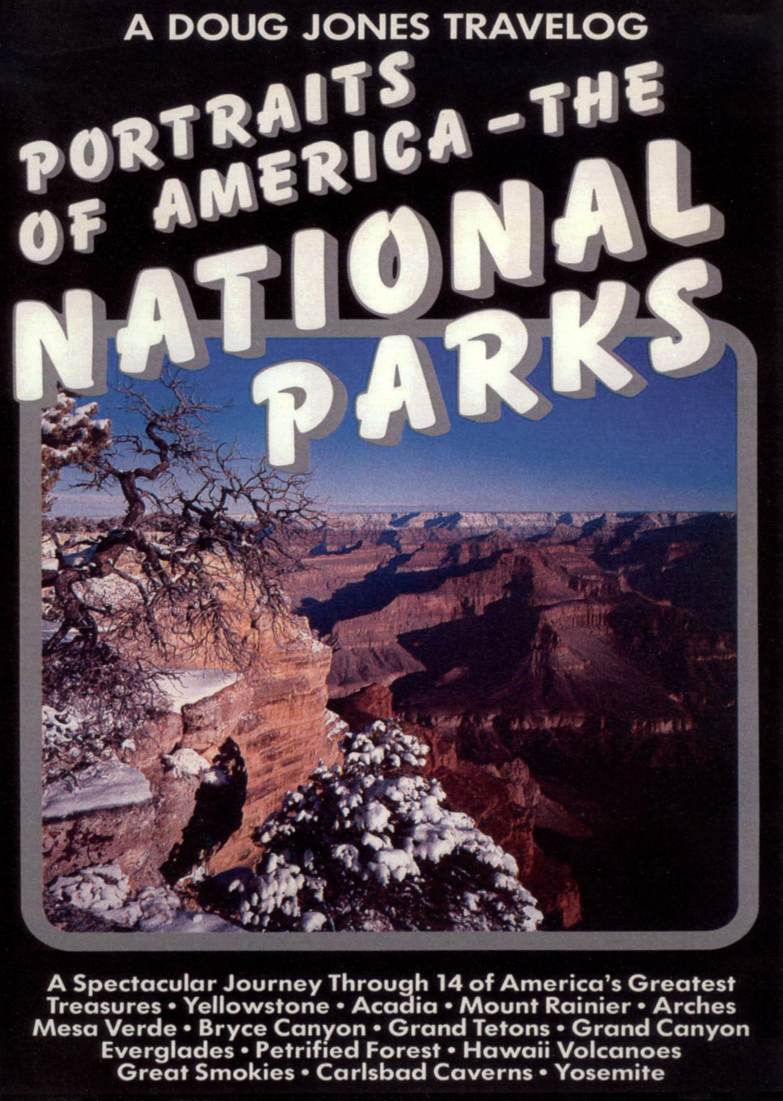 Portraits of America: The National Parks