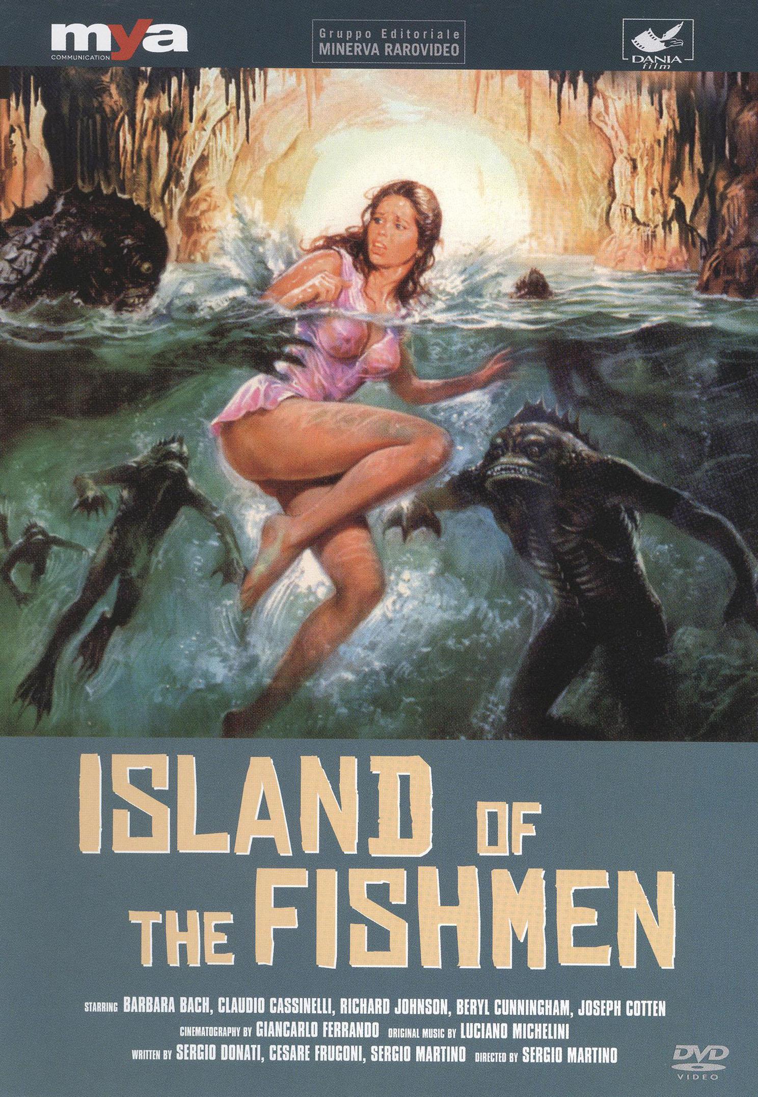 L'Isola degli Uomini Pesce