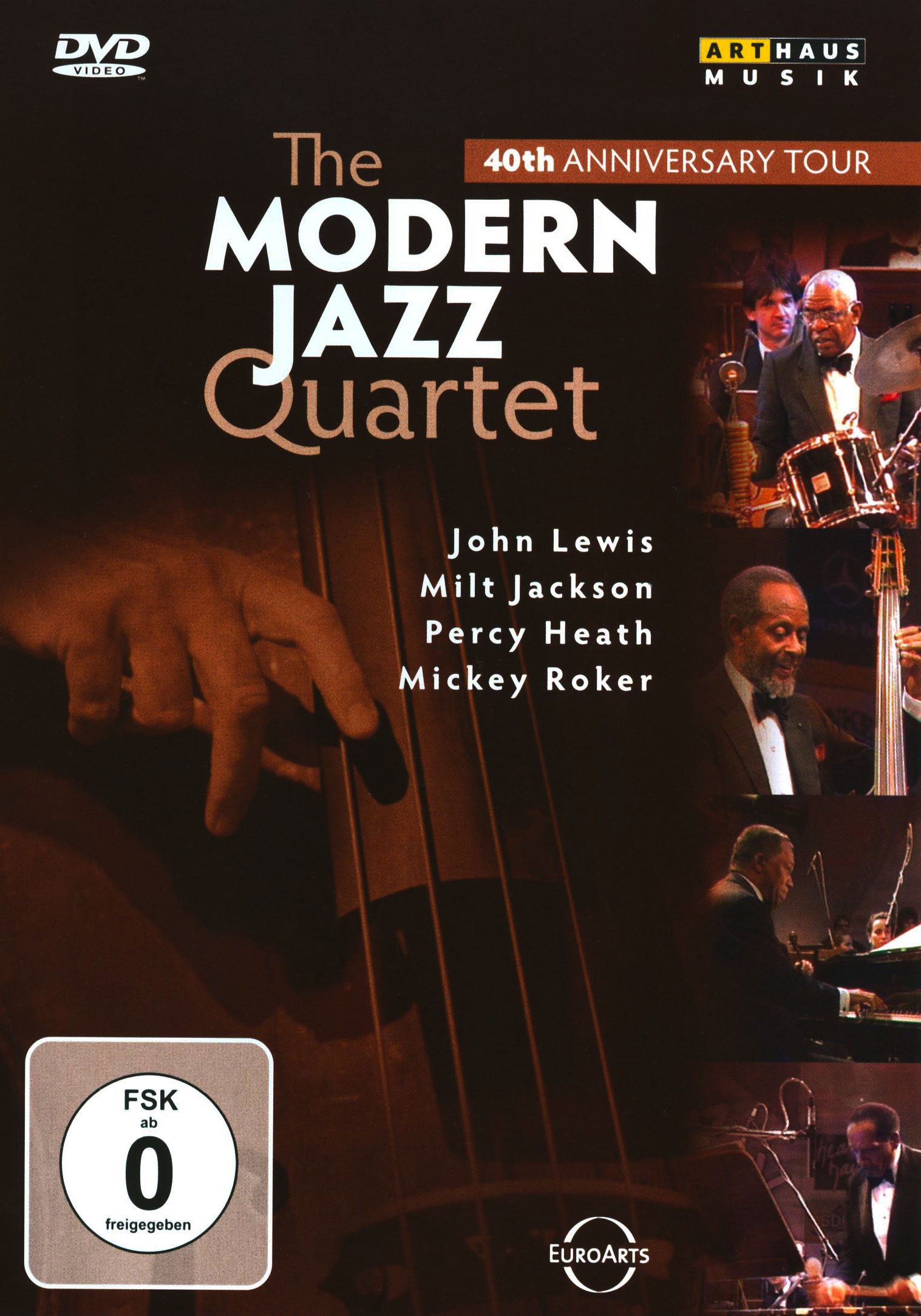 Modern Jazz Quartet: 40th Anniversary Tour
