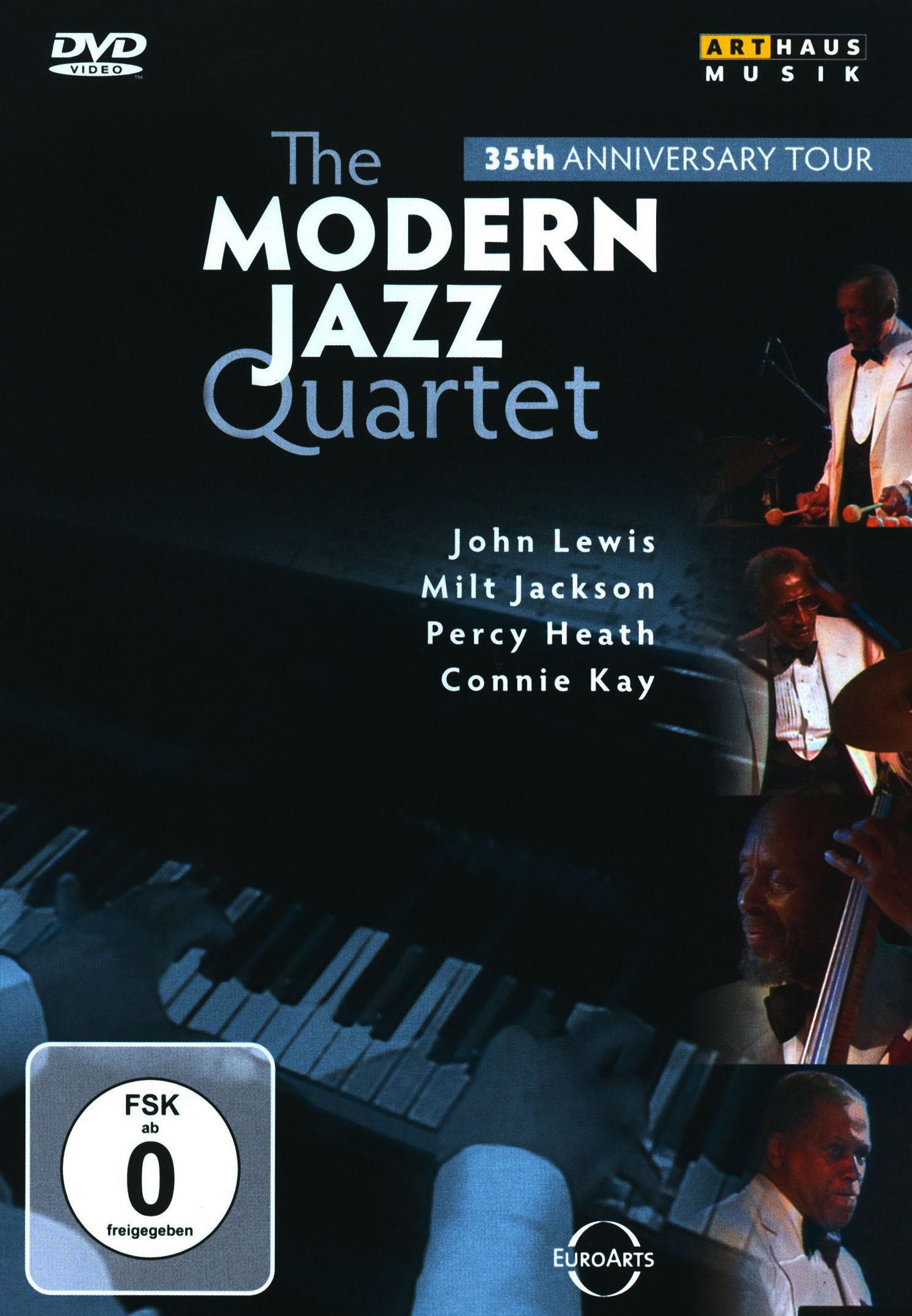 Modern Jazz Quartet: 35th Anniversary Tour