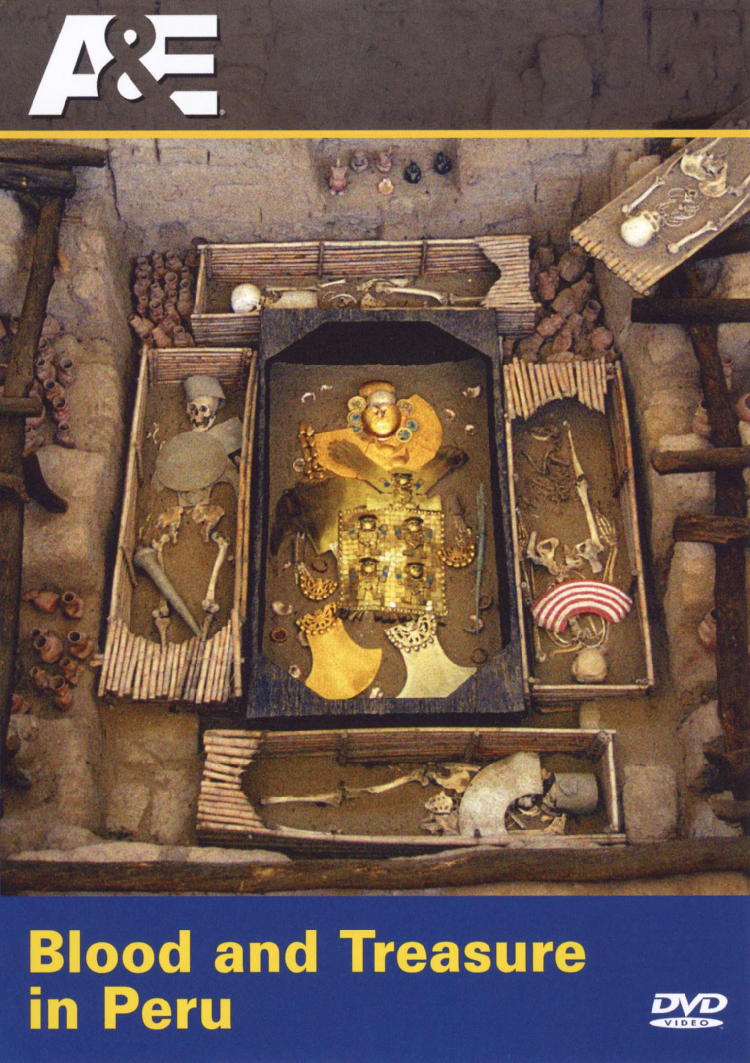 Ancient Mysteries: Blood and Treasure in Peru (1995)