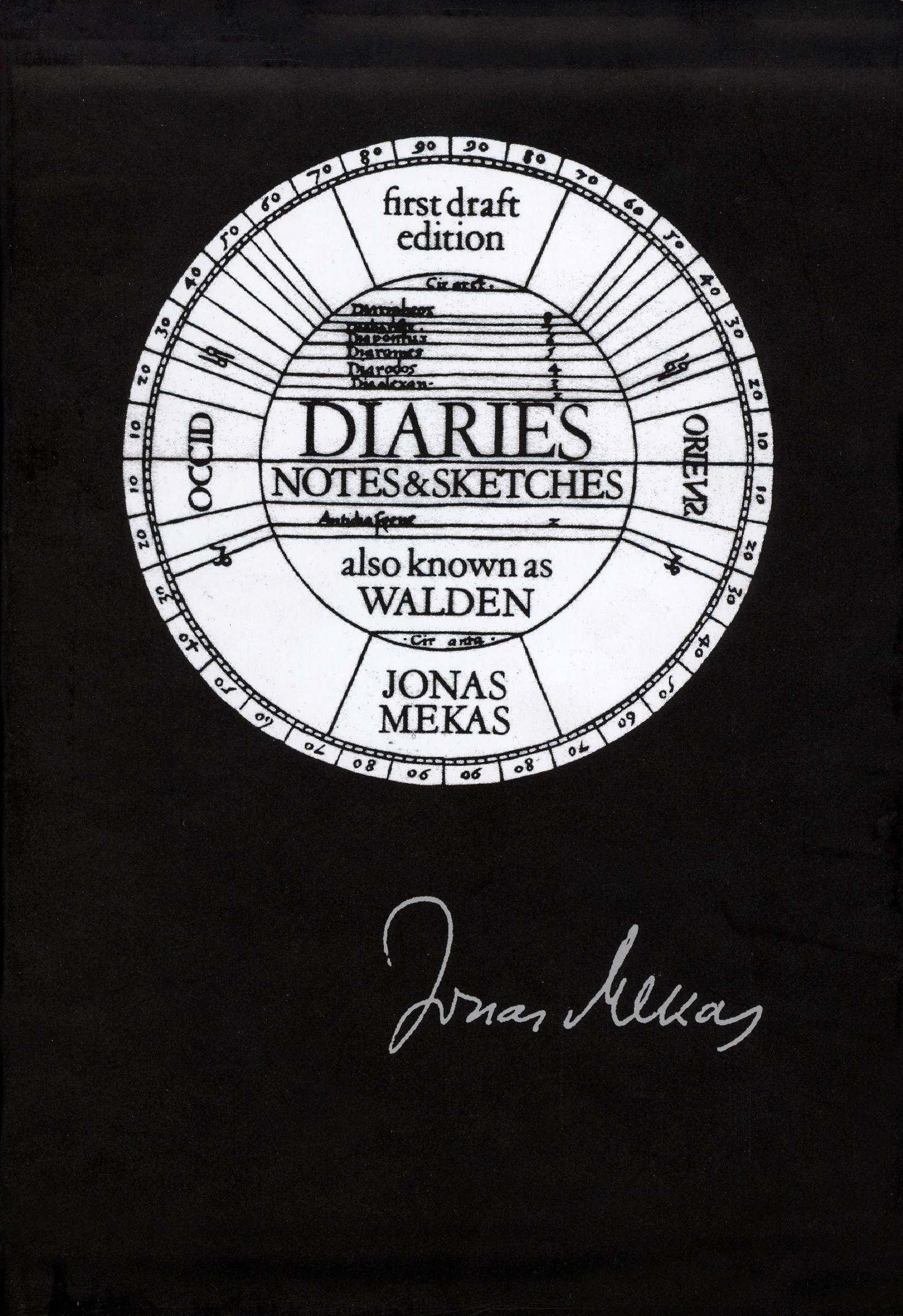 Diaries, Notes and Sketches