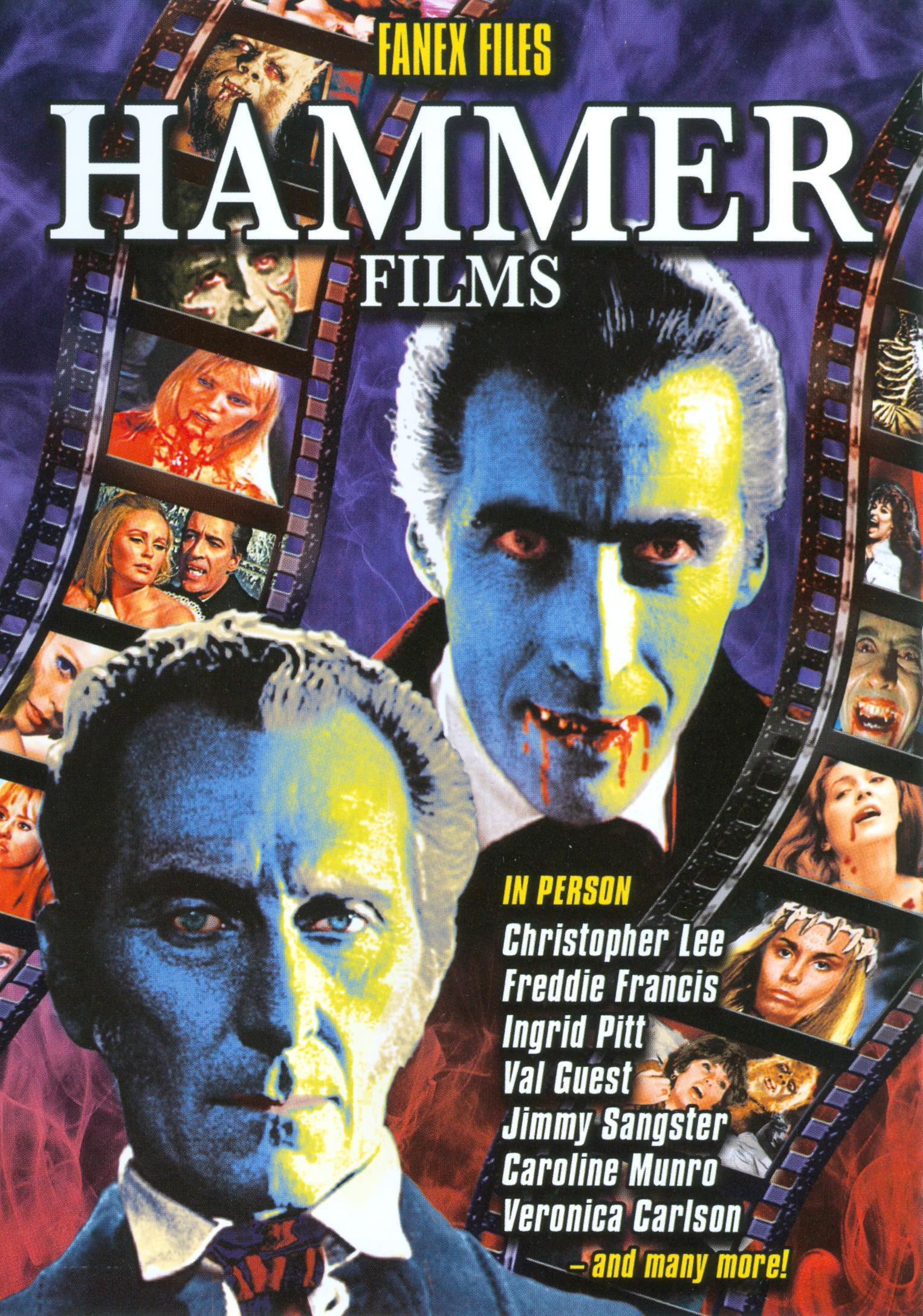 Fanex Files: Hammer Films (2008)