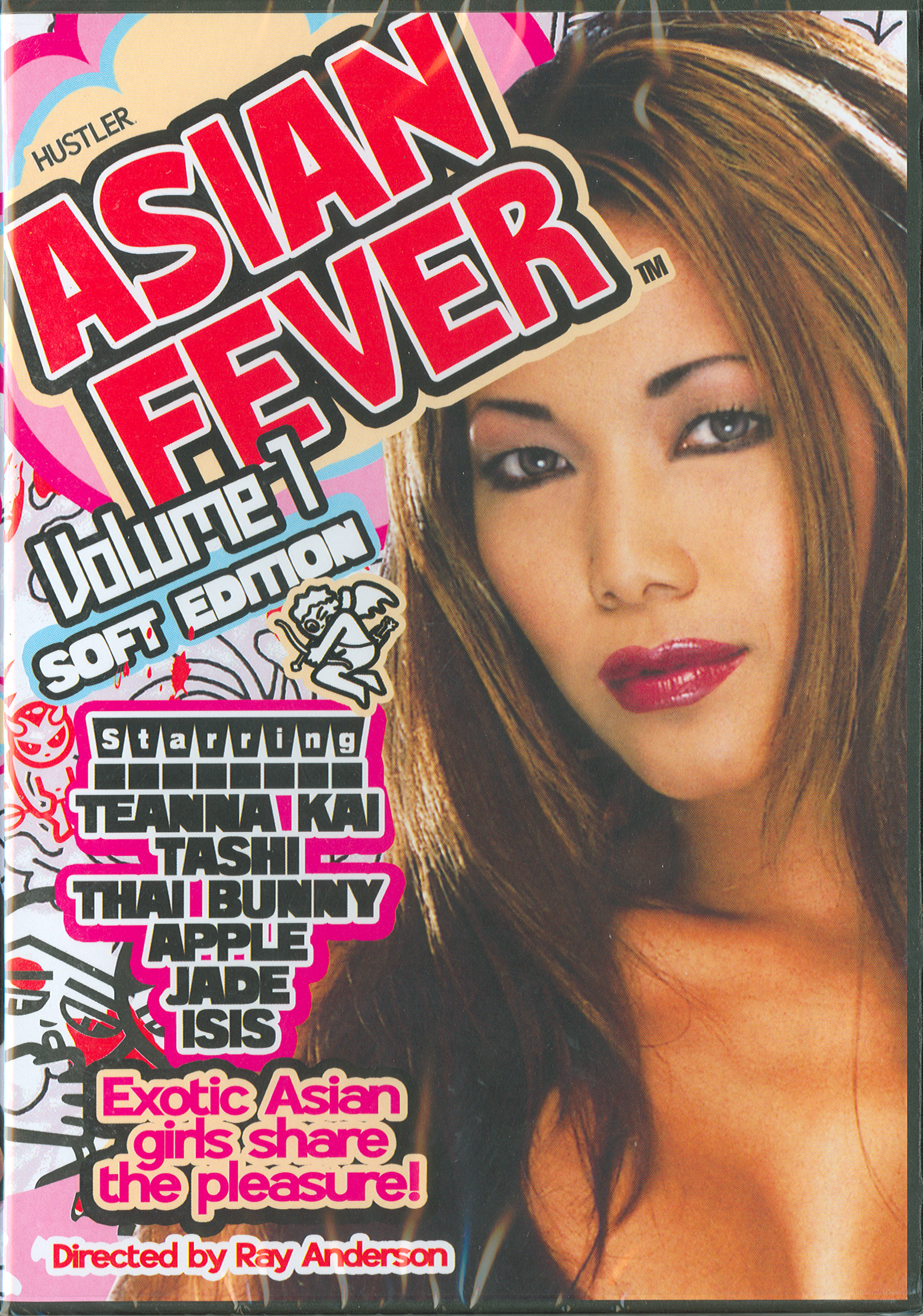 Asian Fever, Vol. 01