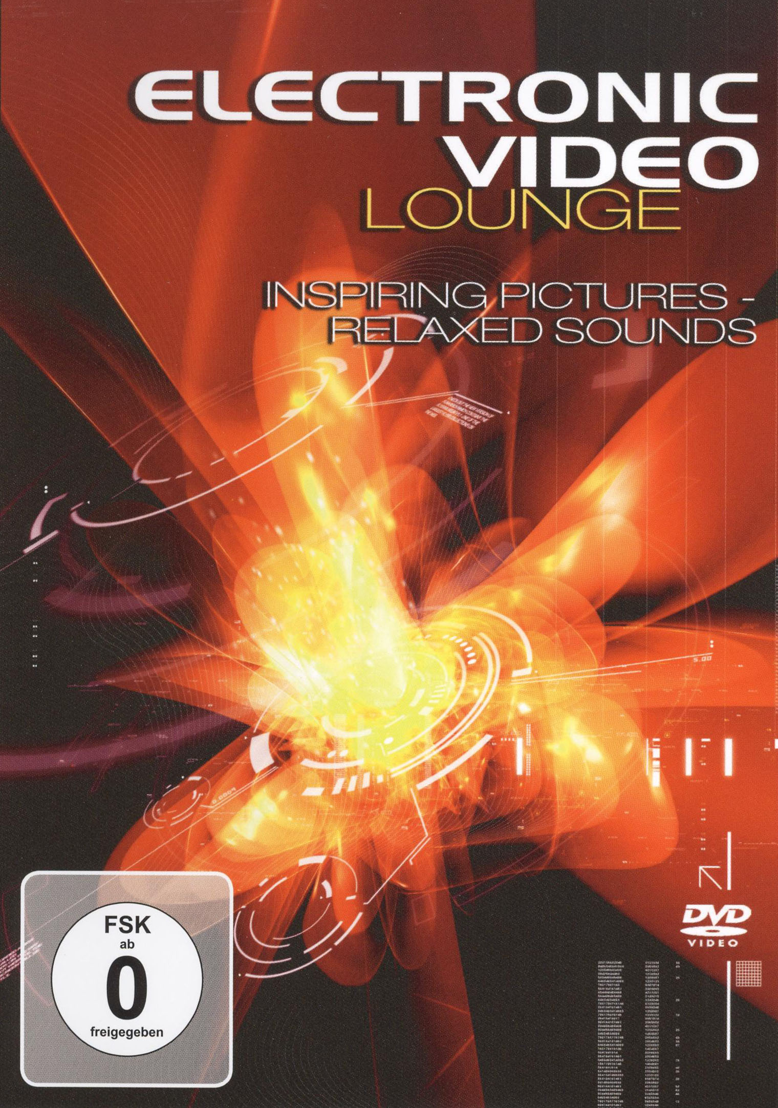 Electronic Video Lounge: Inspiring Pictures - Relaxed Sounds