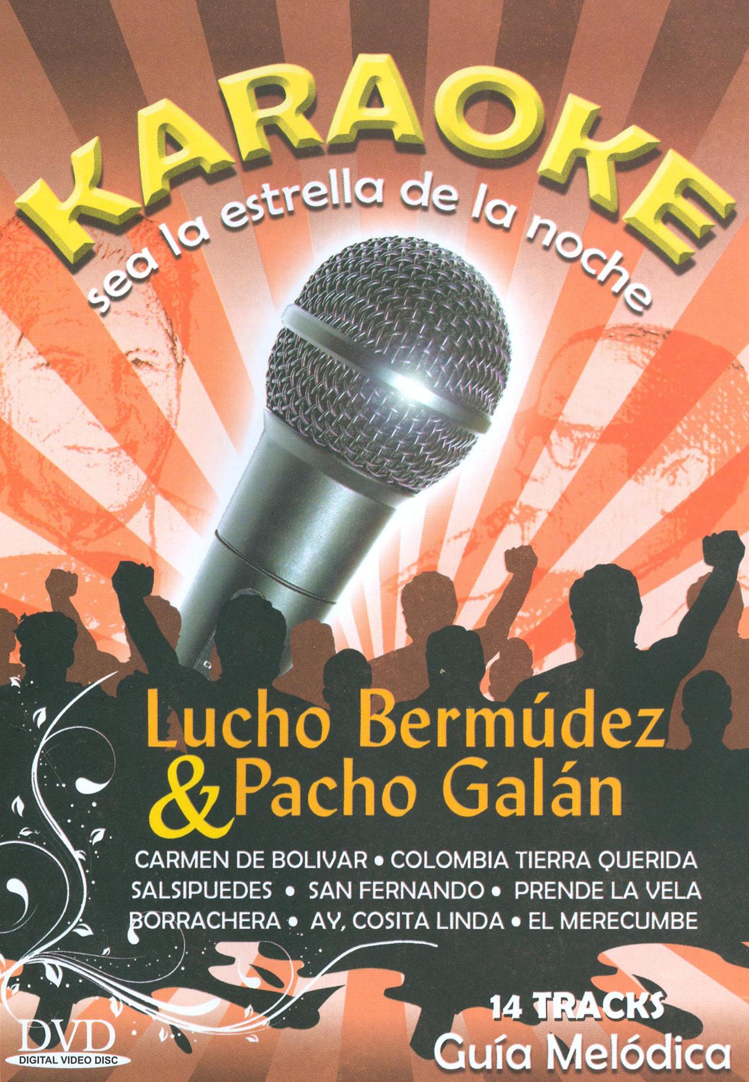Karaoke: Lucho Bermúdez & Pacho Galán (2009)