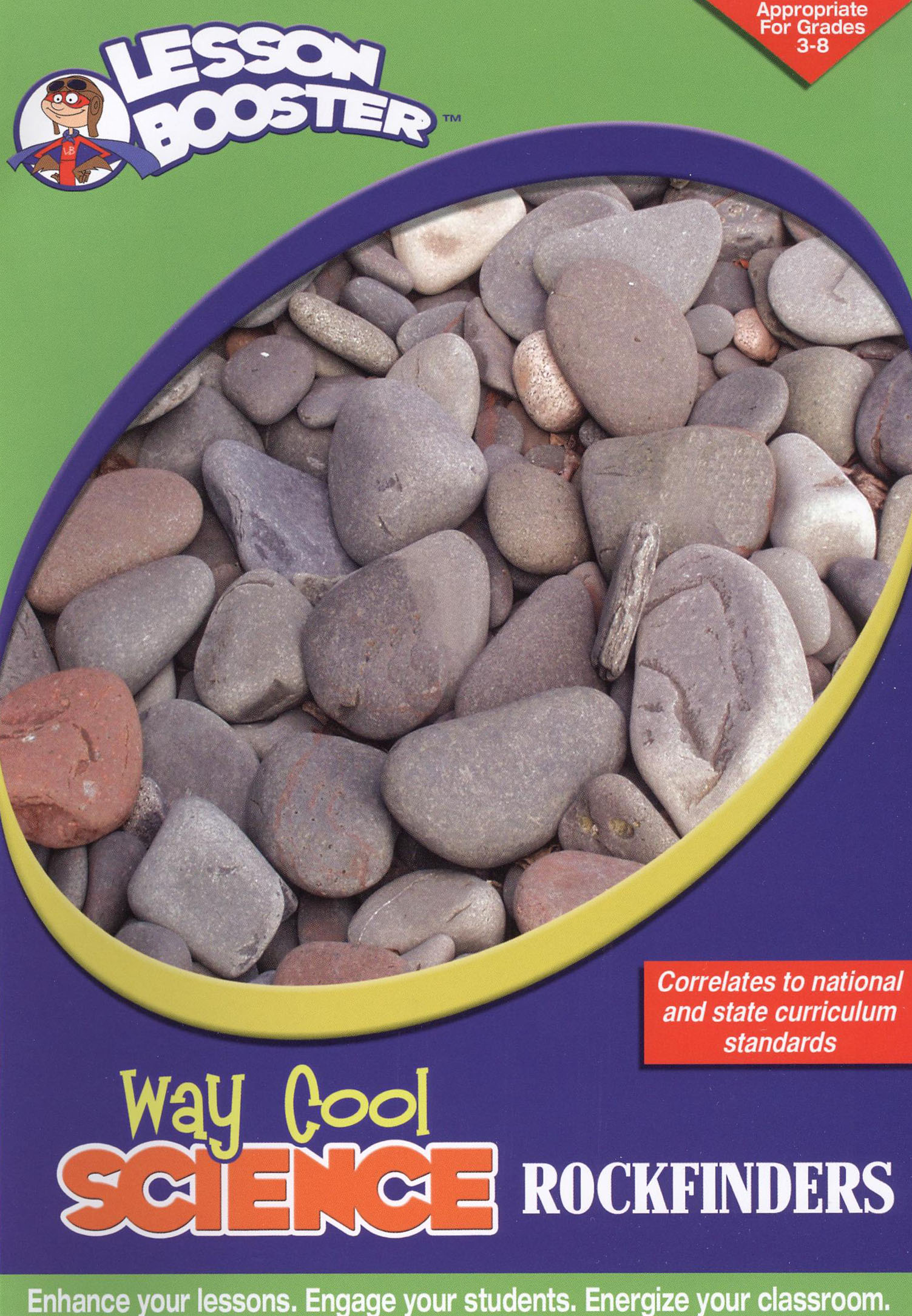 Way Cool Science: RockFinders