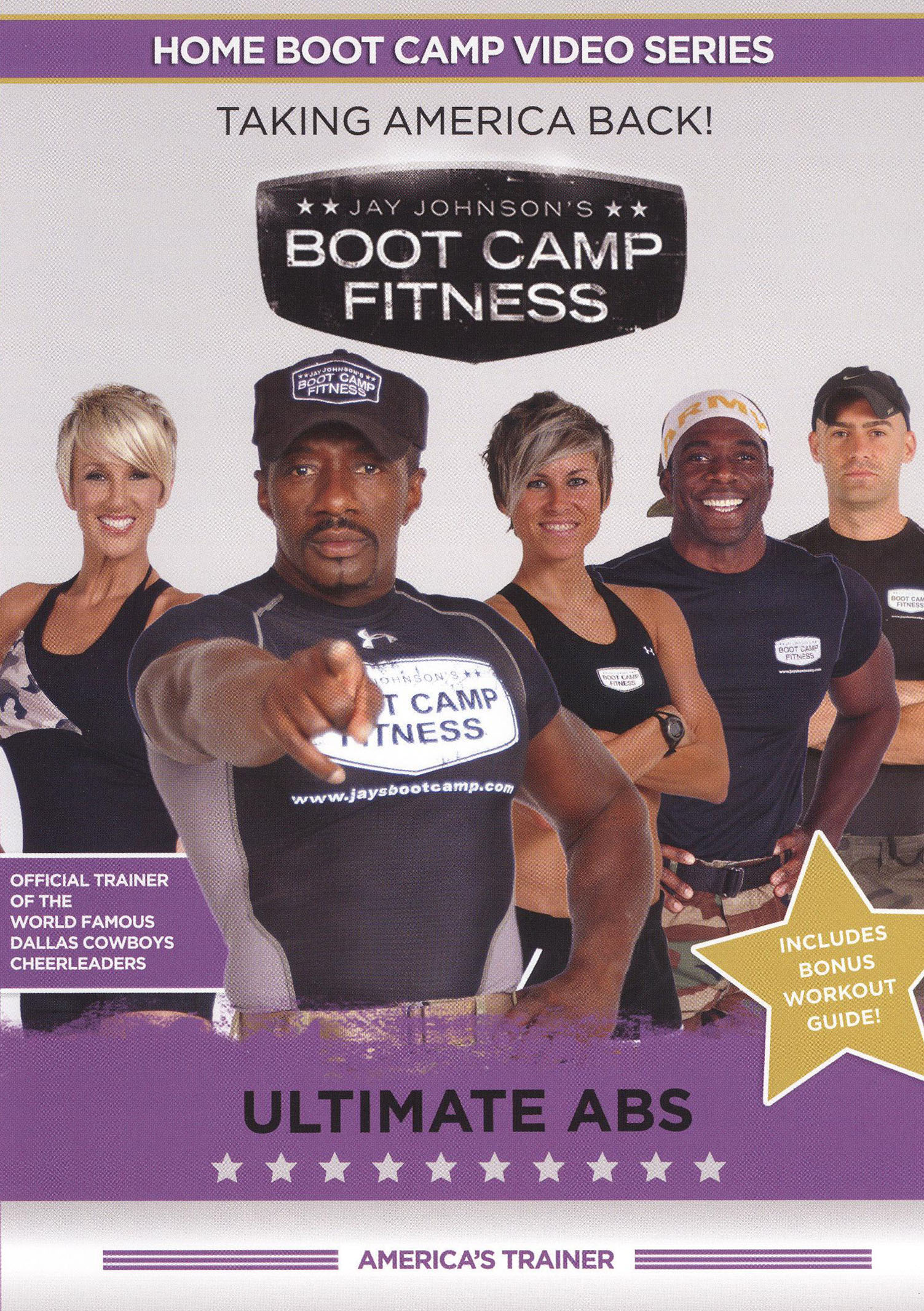 Jay Johnson's Boot Camp Fitness: Ultimate Abs - | Data ...