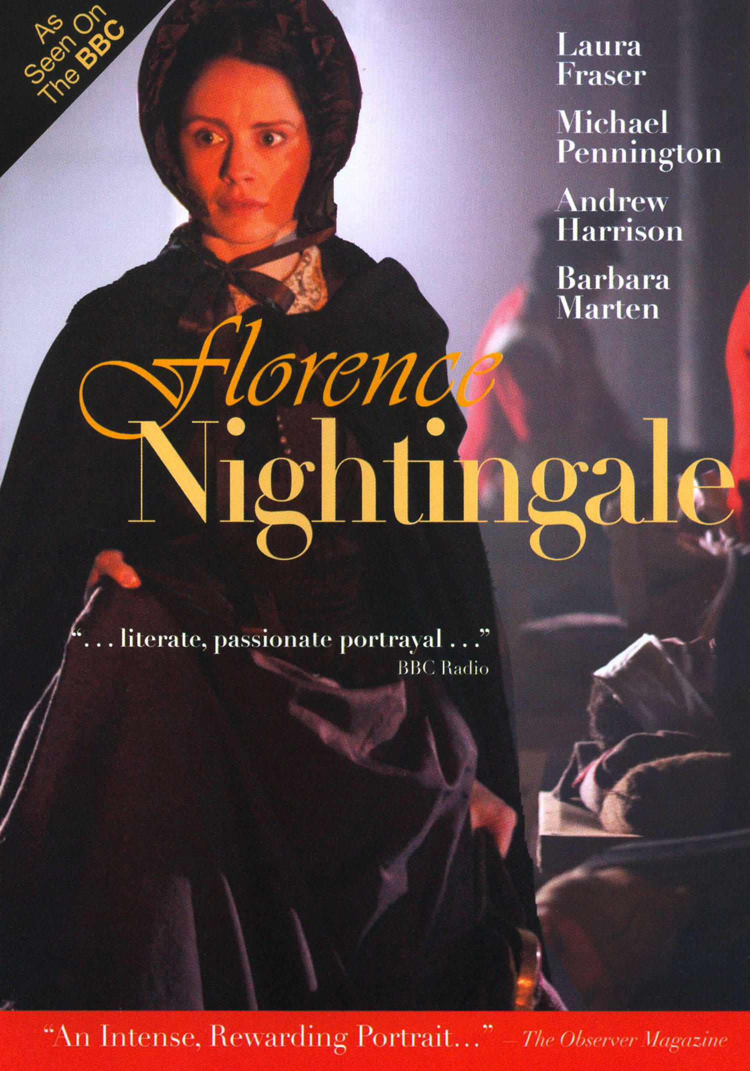 A high calling the florence nightingale story