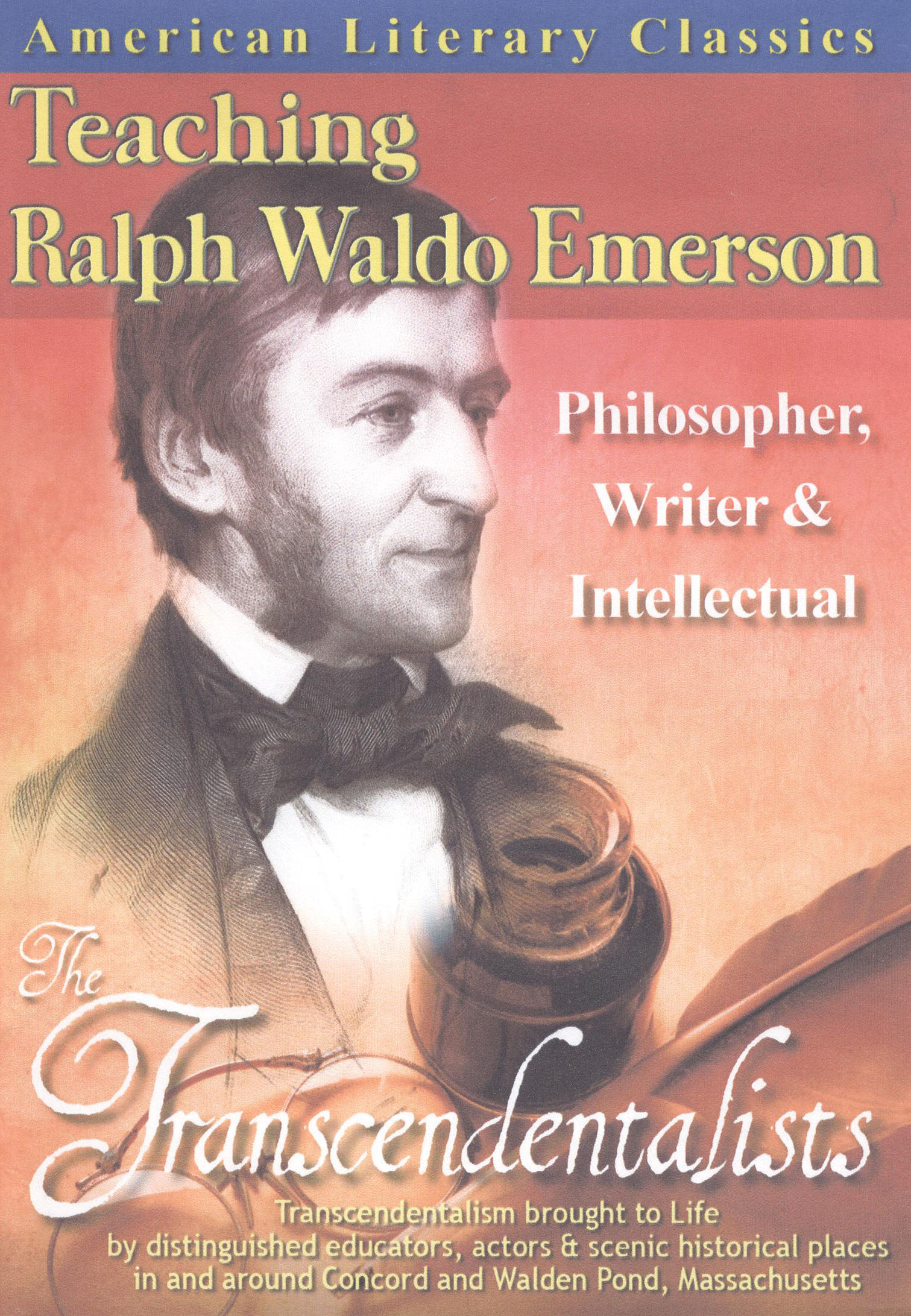 an overview of the intellectual movement by ralph waldo emerson Each period centers on a key movement in radical intellectual culture  almanac  and the merchants' magazine and commercial review—be ranked  this  section considers ralph waldo emerson's 1862atlantic articles,.