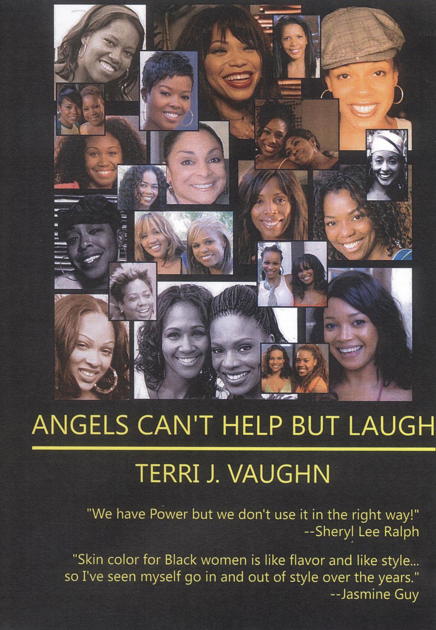 angels cant help but laugh 2006 thomas s burns jr