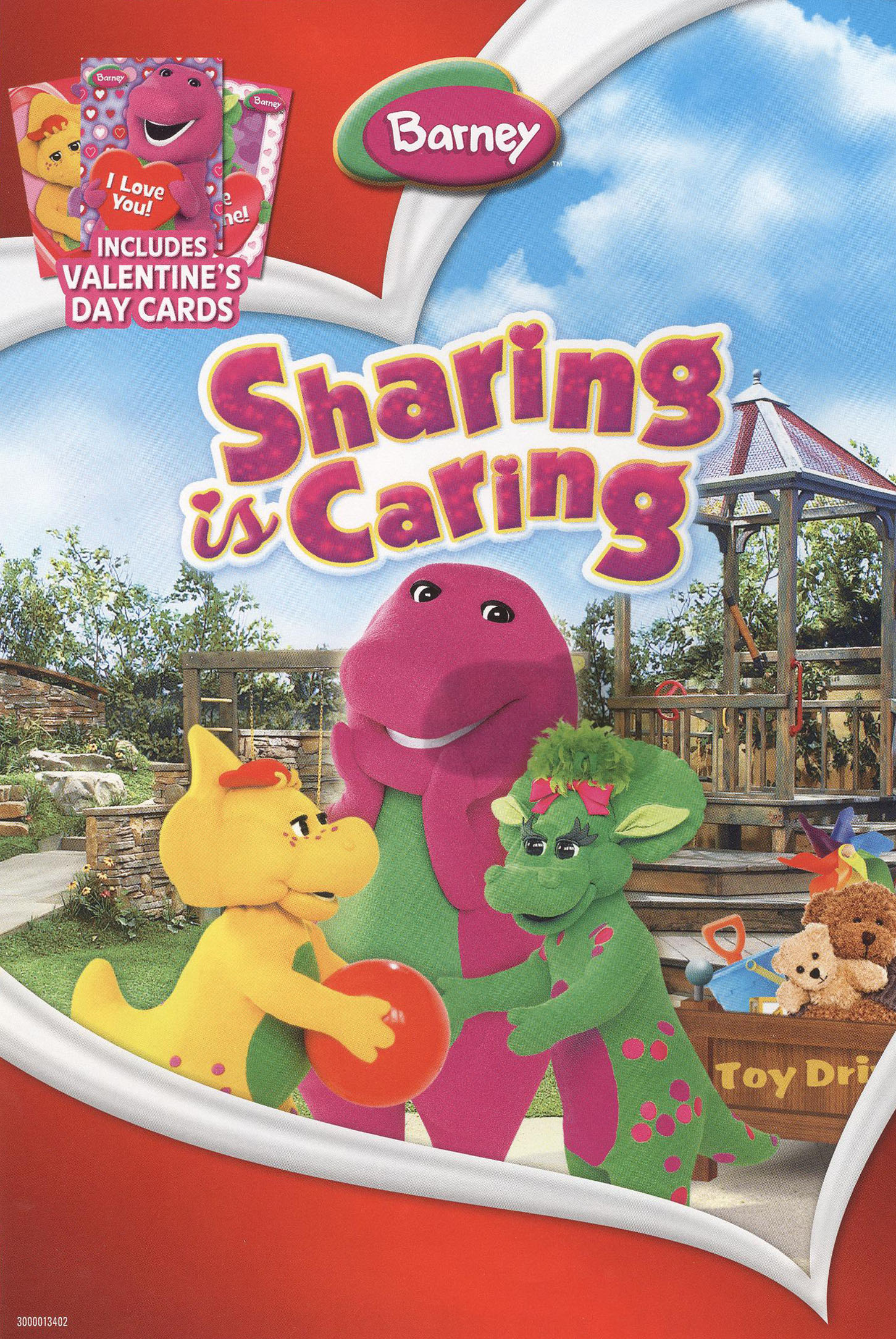 Barney: Sharing Is Caring!