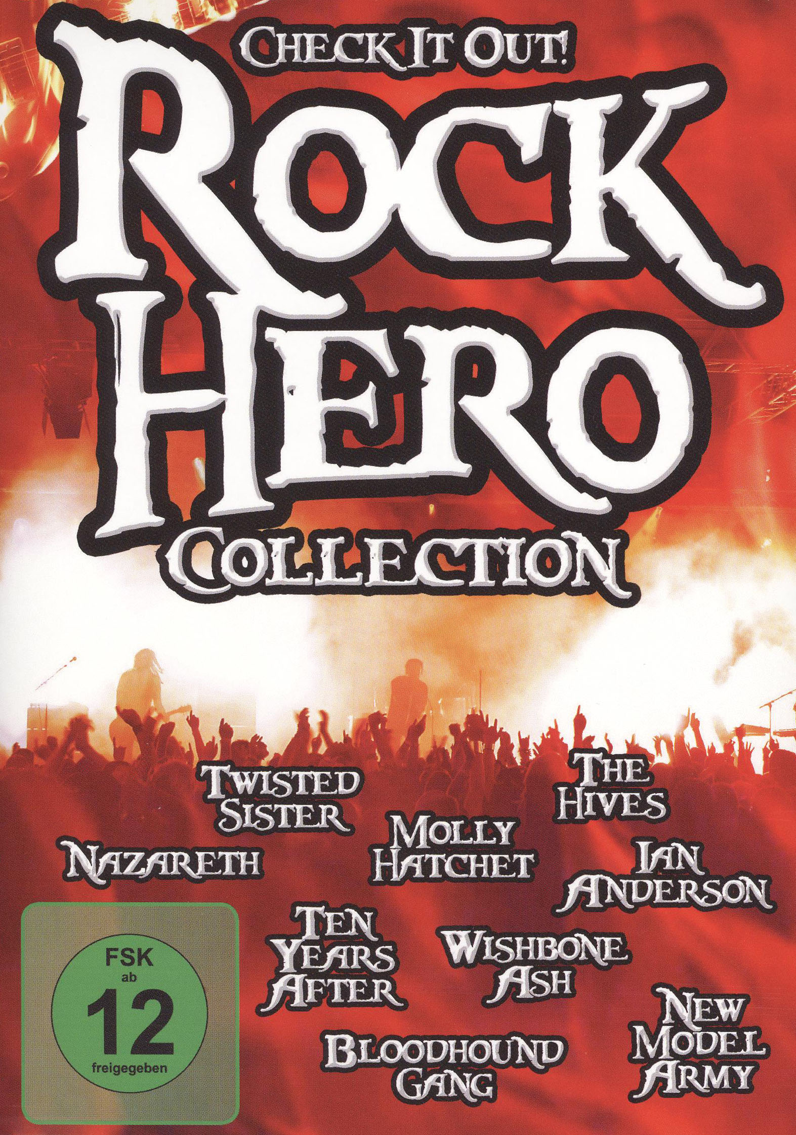 Check It Out! Rock Hero Collection