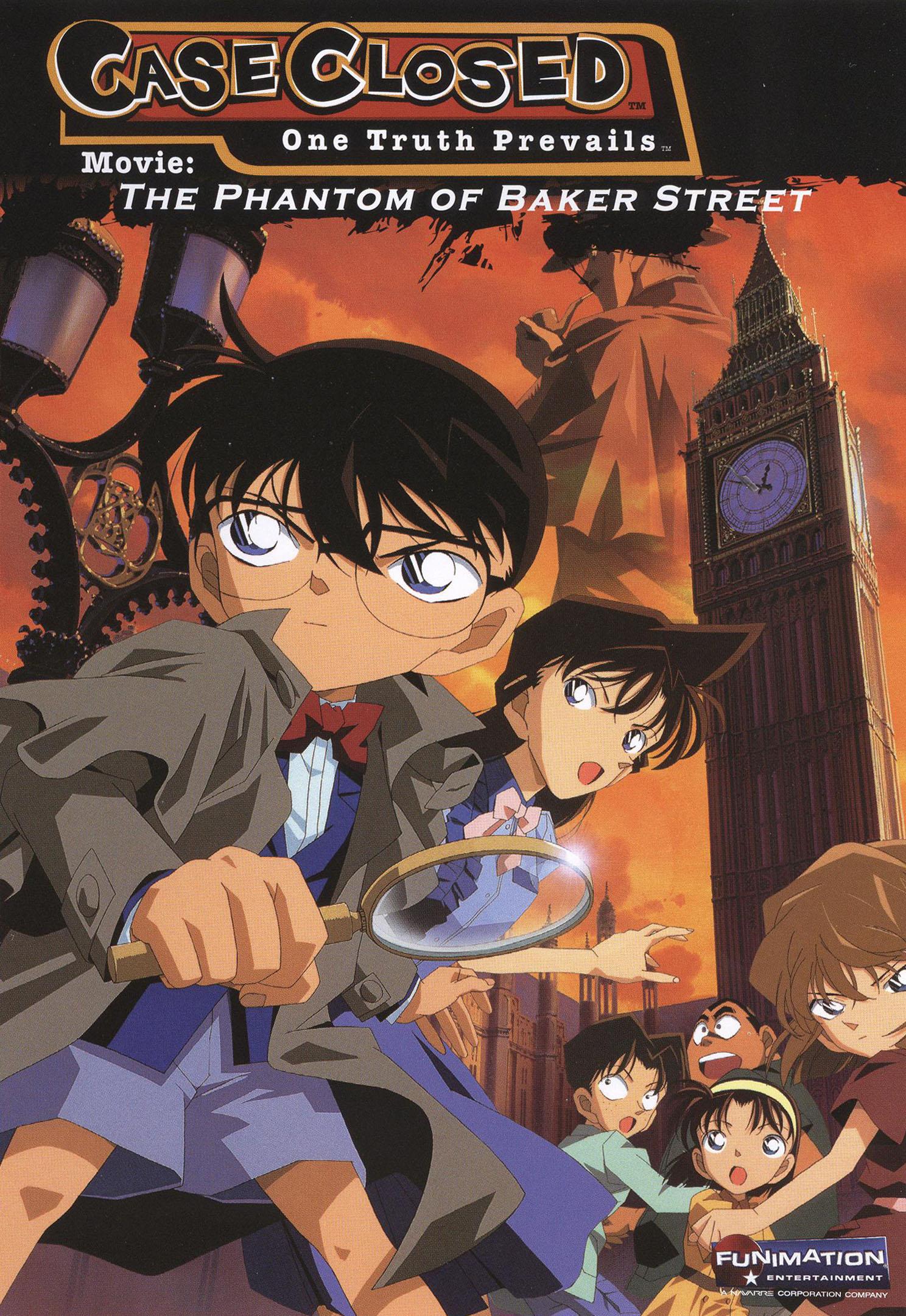 Case Closed: The Phantom of Baker Street (2008)