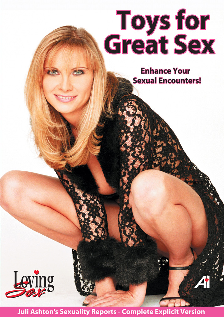 Loving Sex: Toys For Great Sex