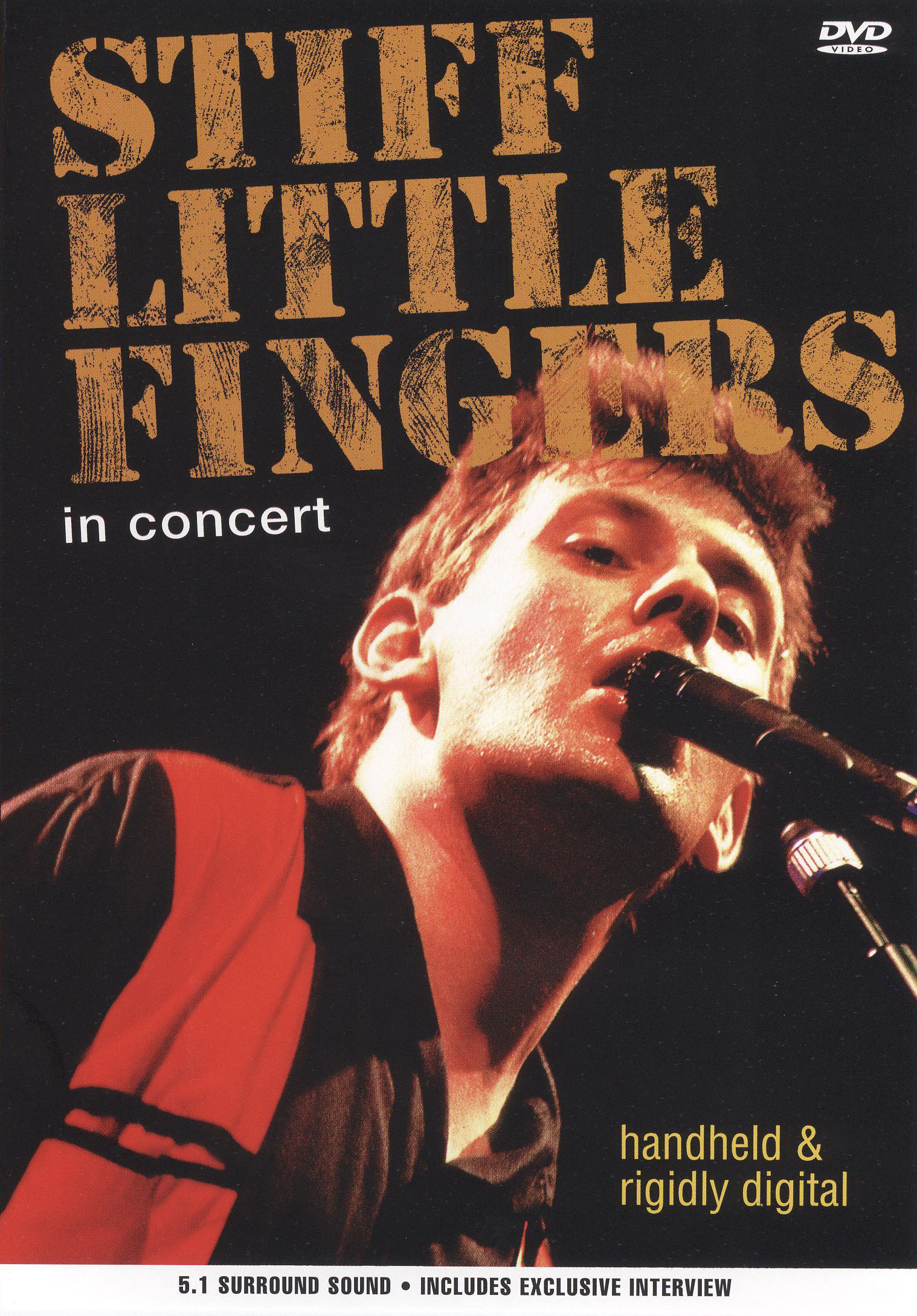 Stiff Little Fingers: Handheld and Rigidly Digital