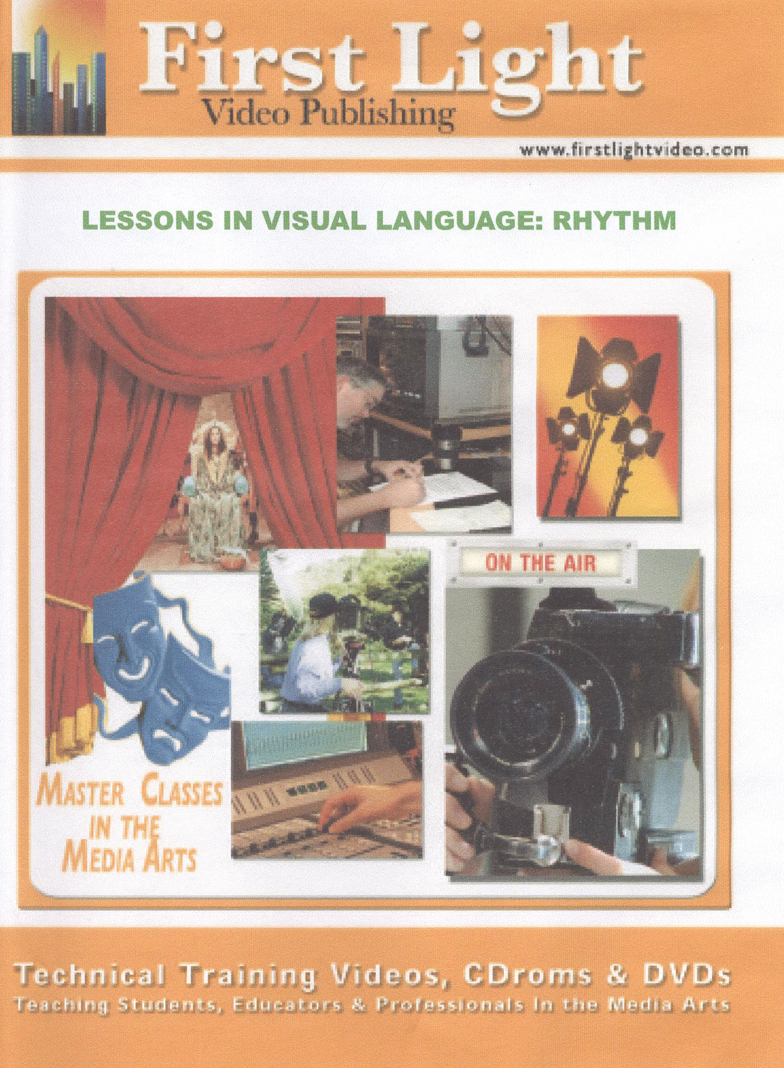 Lessons in Visual Language: Rhythm