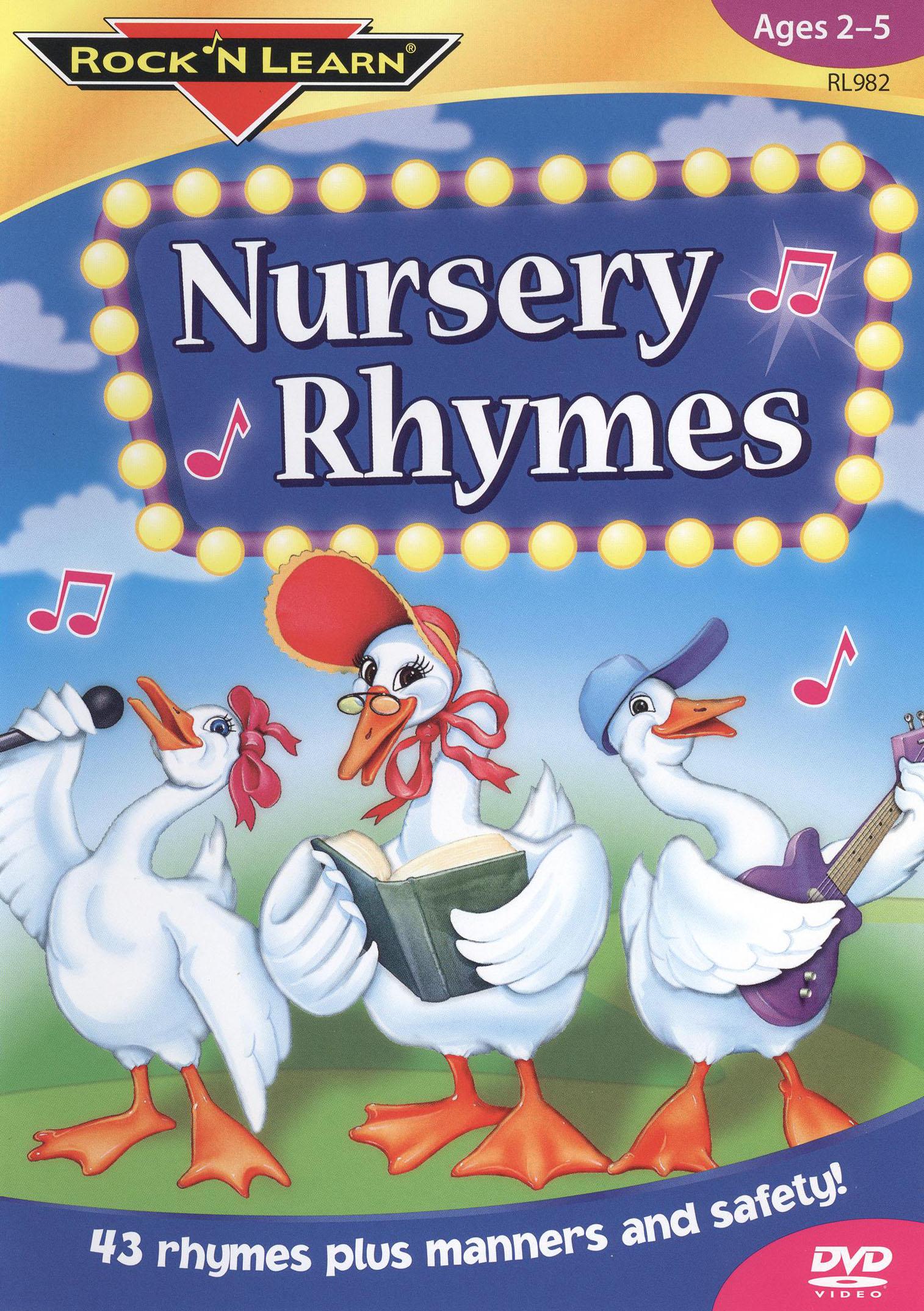 Rock 'N Learn: Nursery Rhymes