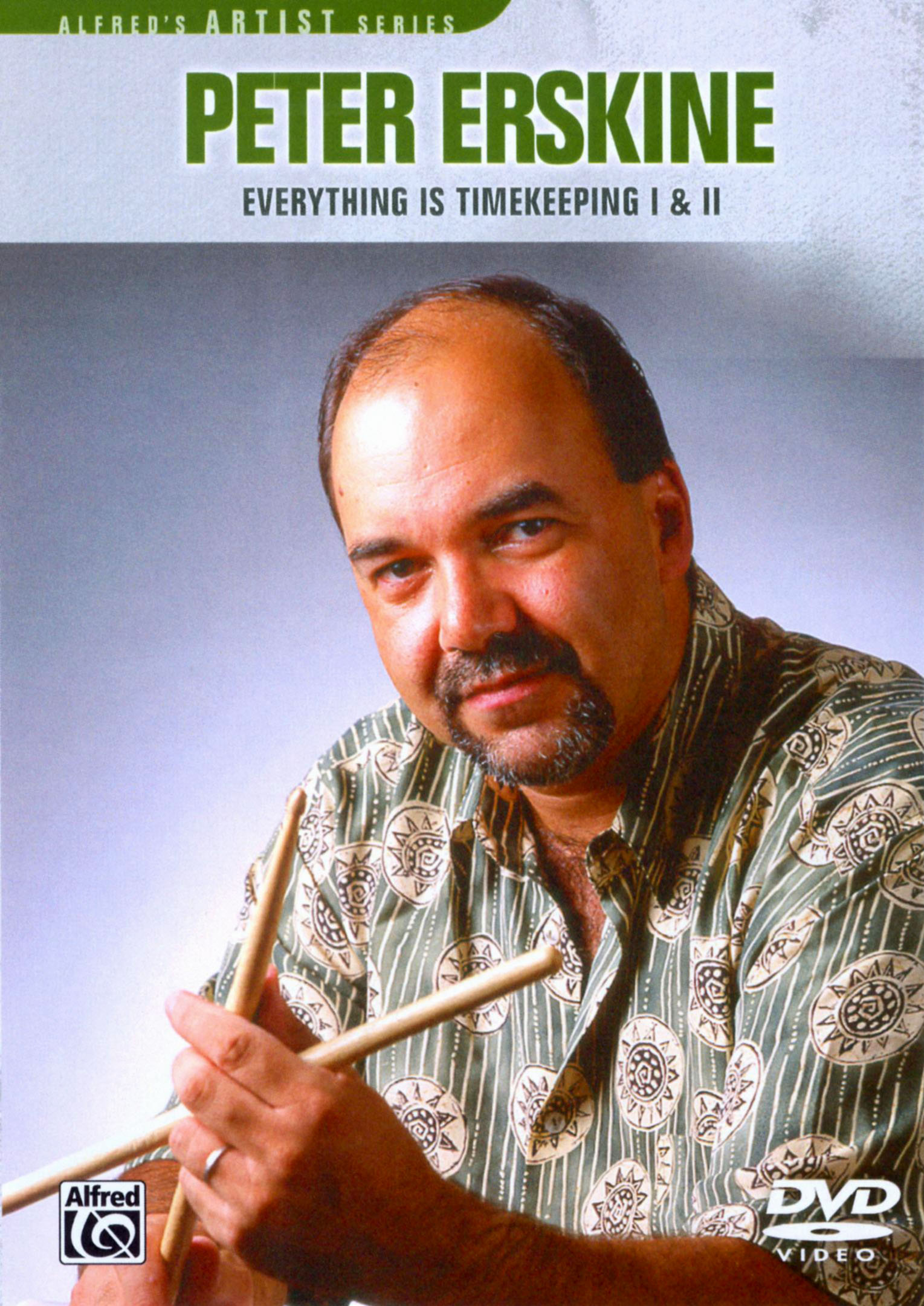 Peter Erskine: Everything Is Timekeeping