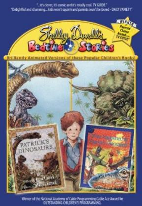 Shelley Duvall's Bedtime Stories, Vol. 5: Patrick's Dinosaurs