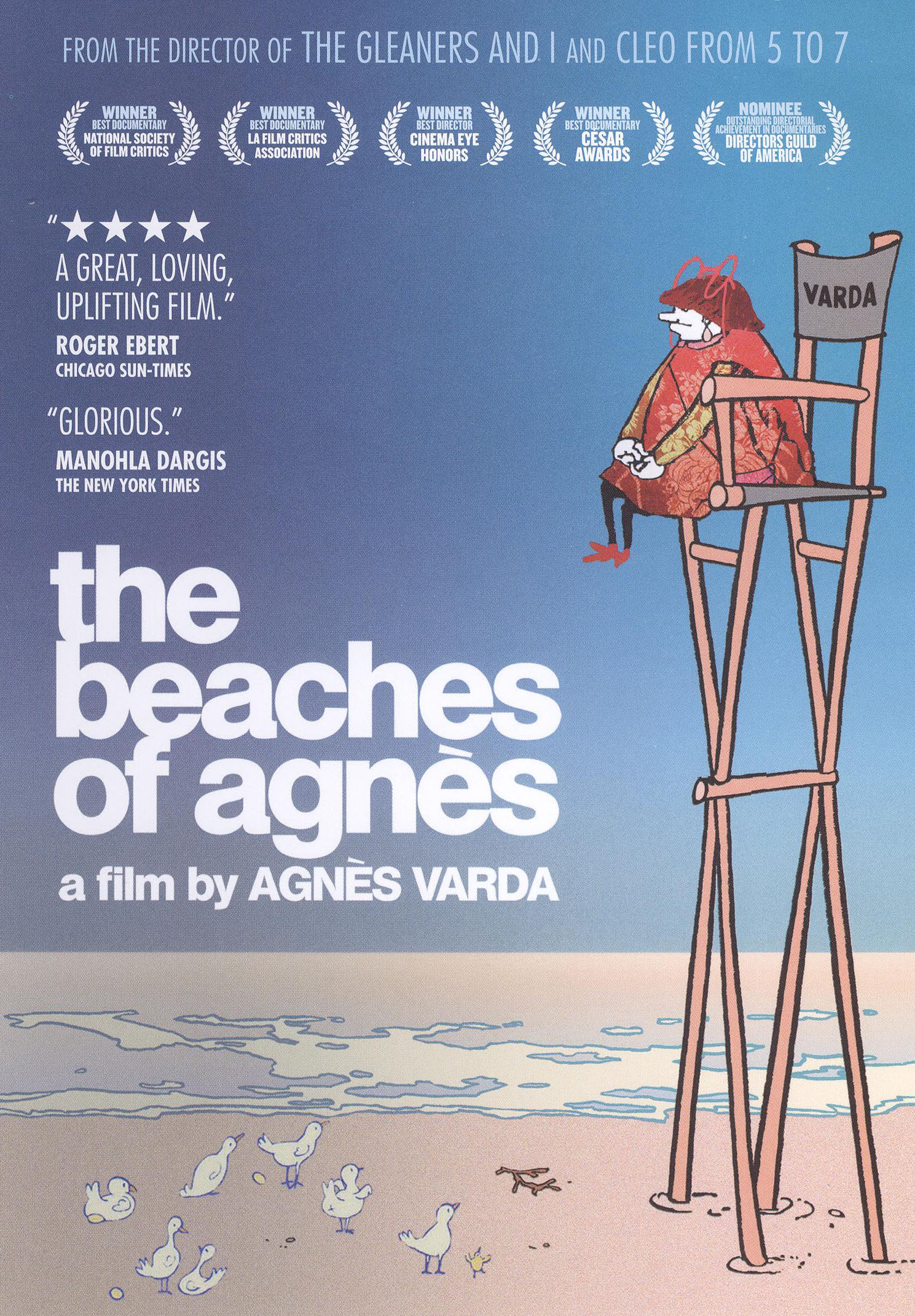 The Beaches of Agnès Reviews - Metacritic |The Beaches Agnes