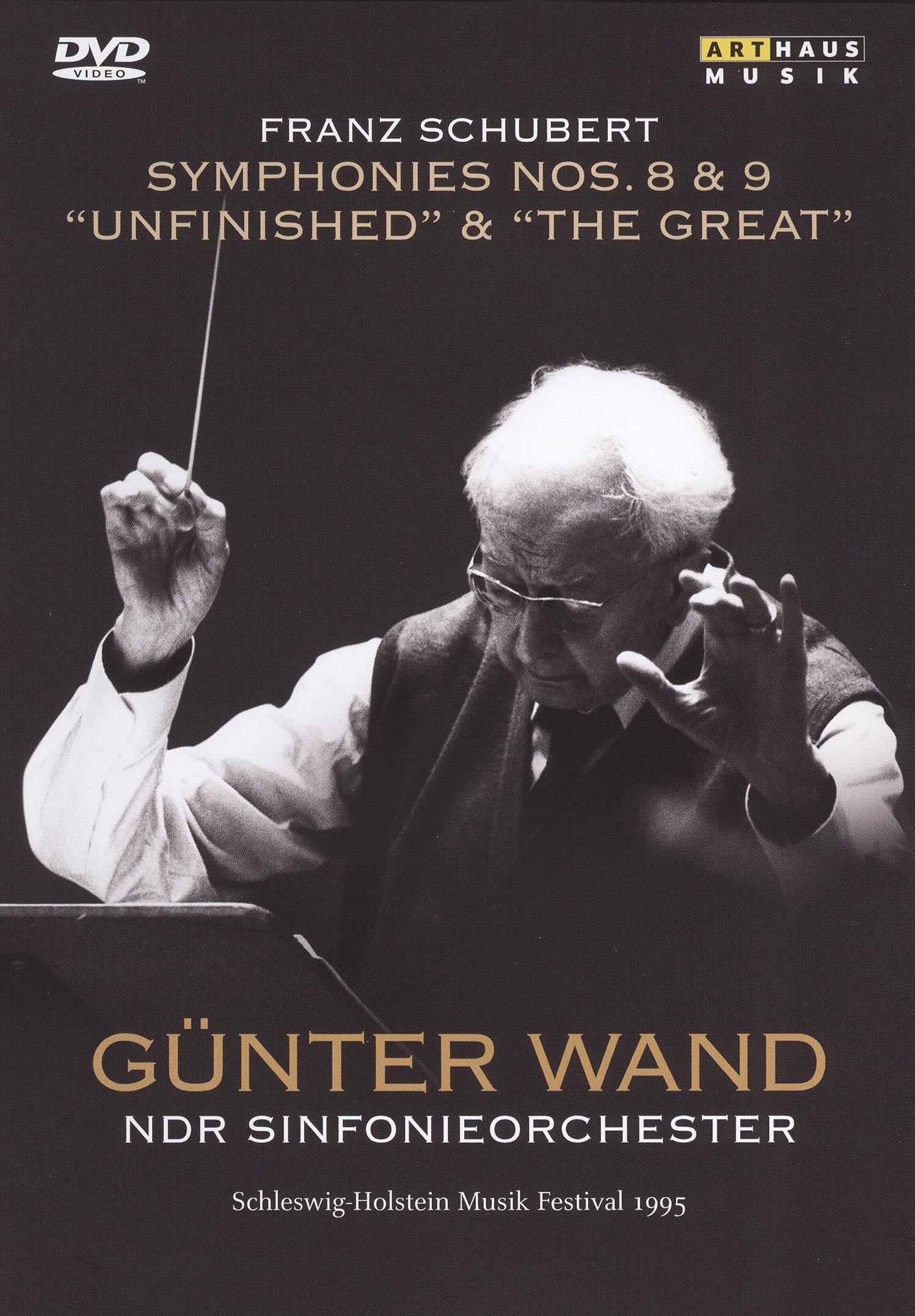 Günter Wand: Franz Schubert - Symphony No. 8