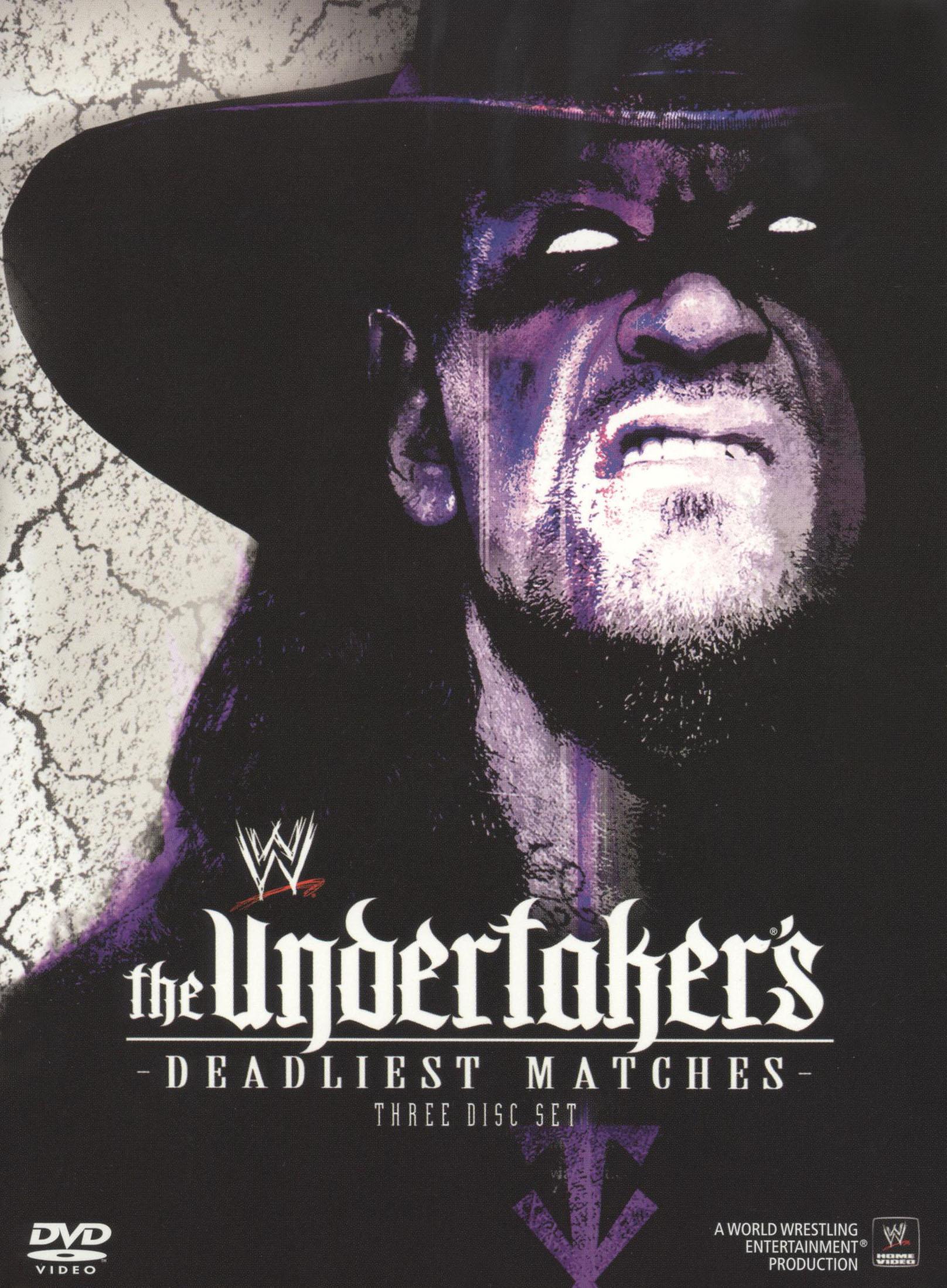 WWE: The Undertaker's Deadliest Matches (2010)