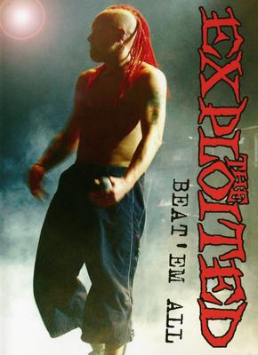 The Exploited: Beat 'Em All