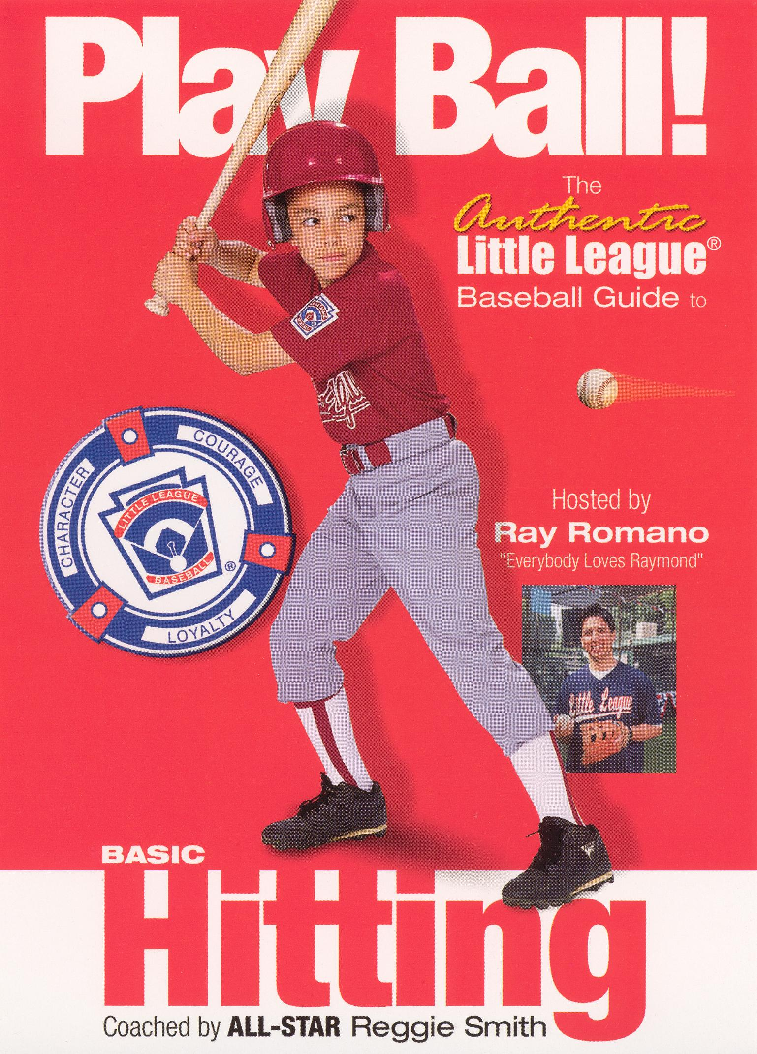 Play Ball! The Authentic Little League Baseball Guide - Basic Hitting