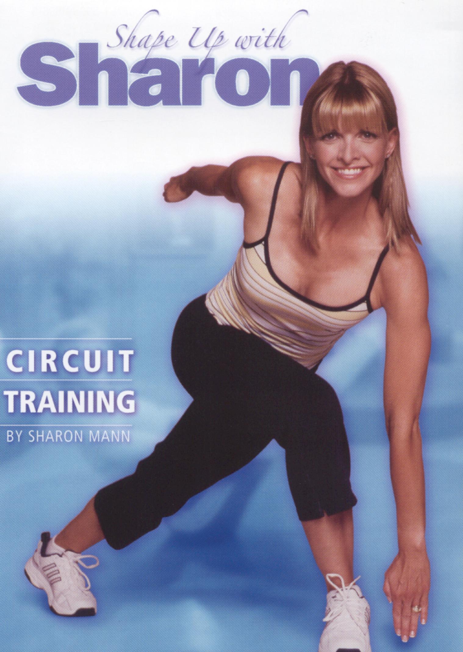 Sharon Mann: Shape Up With Sharon - Circuit Training