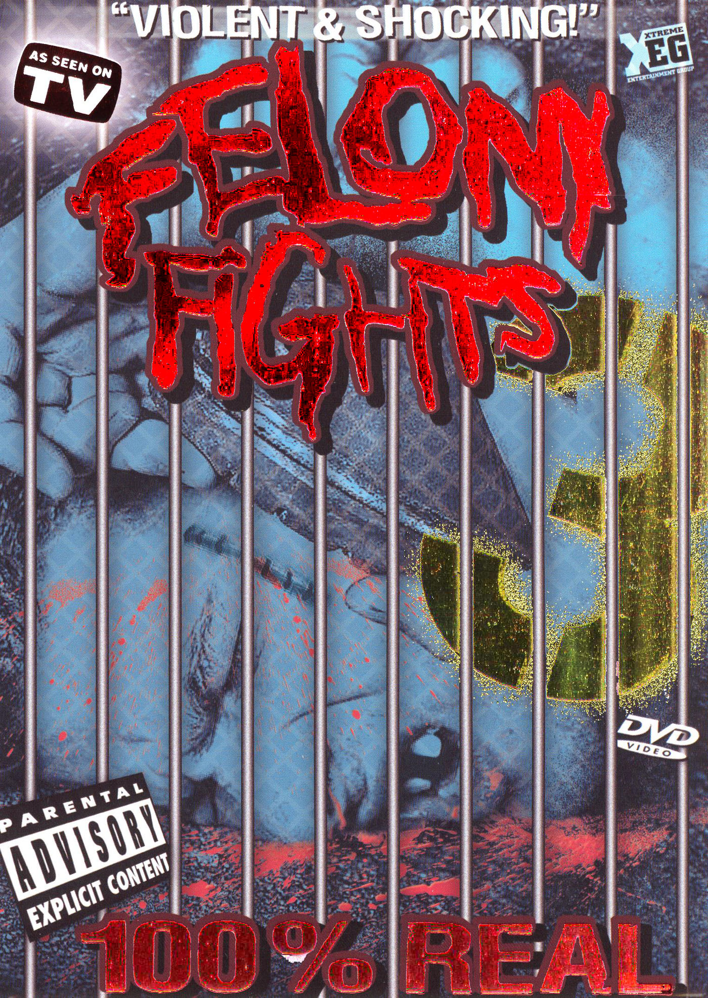 Felony Fights, Vol. 3