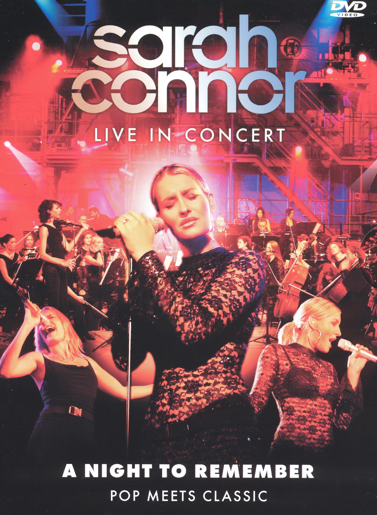 Sarah Connor: Live in Concert - A Night to Remember