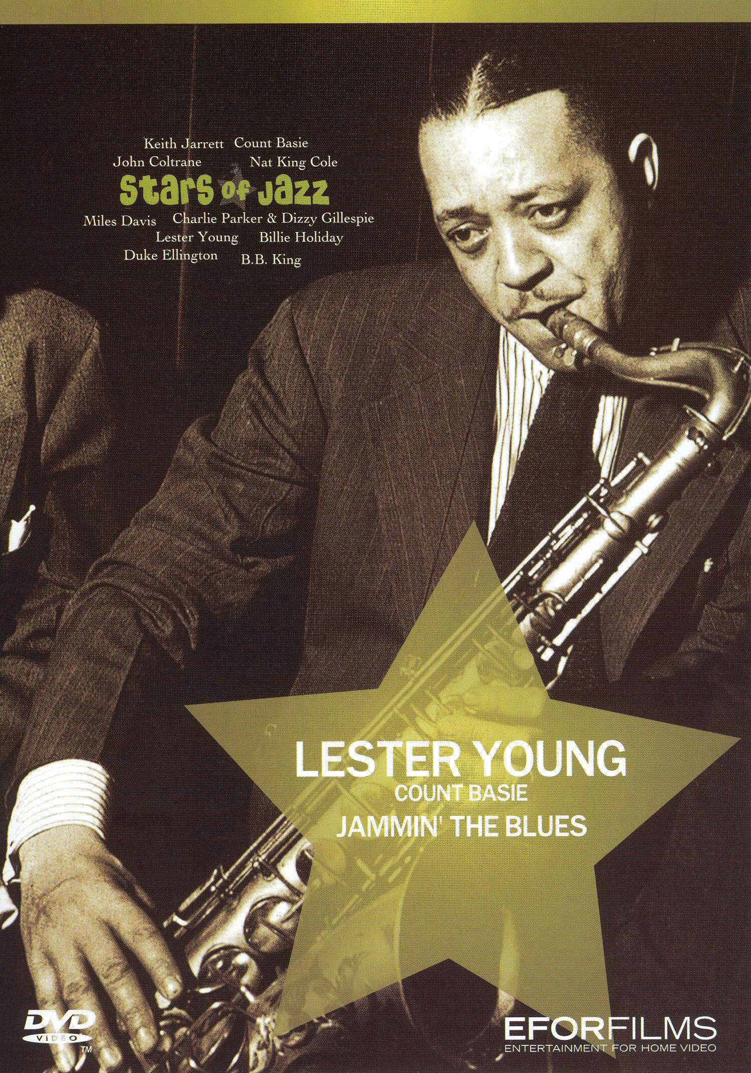 Count Basie/Lester Young: Jammin' the Blues