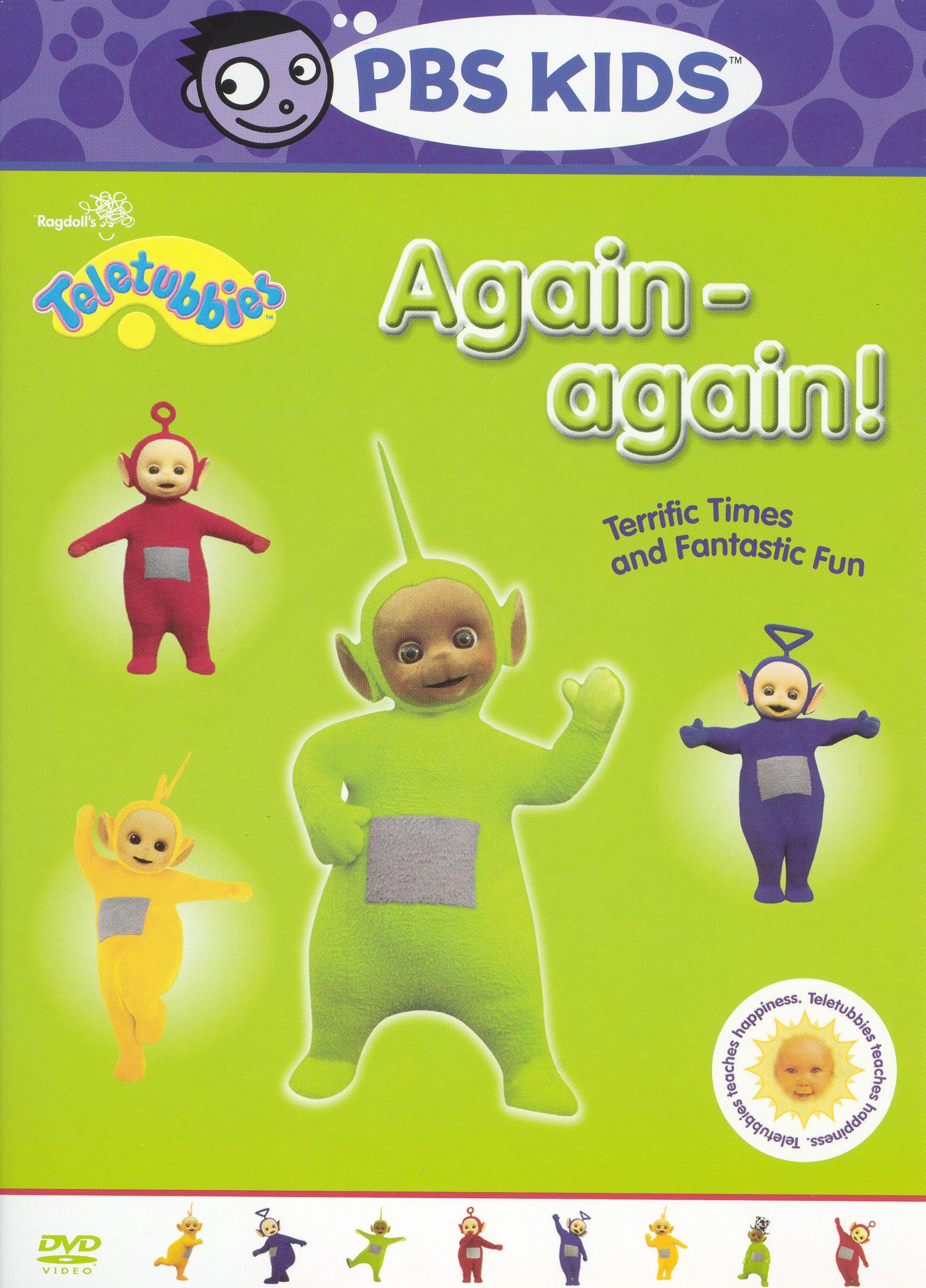 Teletubbies: Again Again!