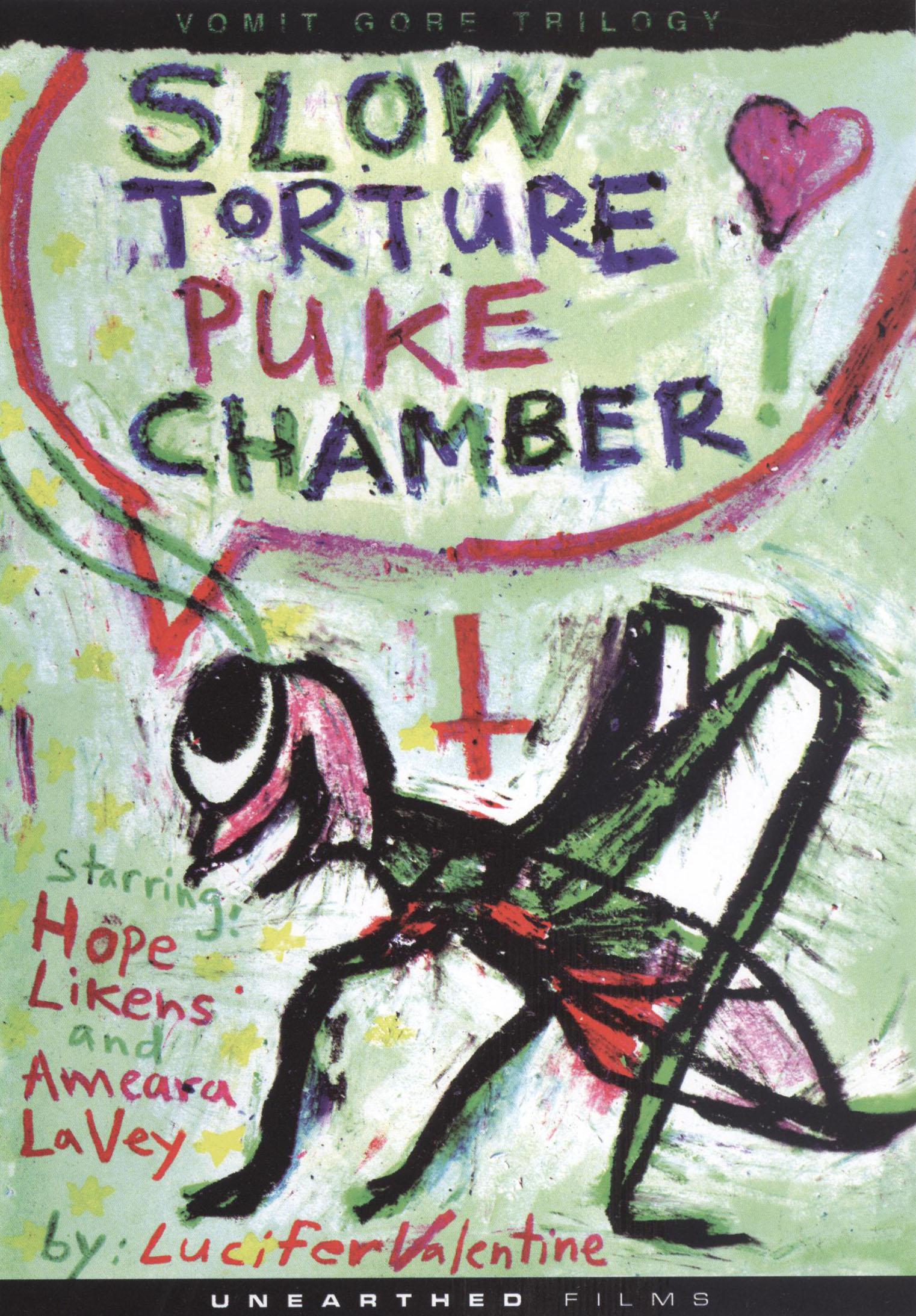 Slow Torture Puke Chamber Kinox