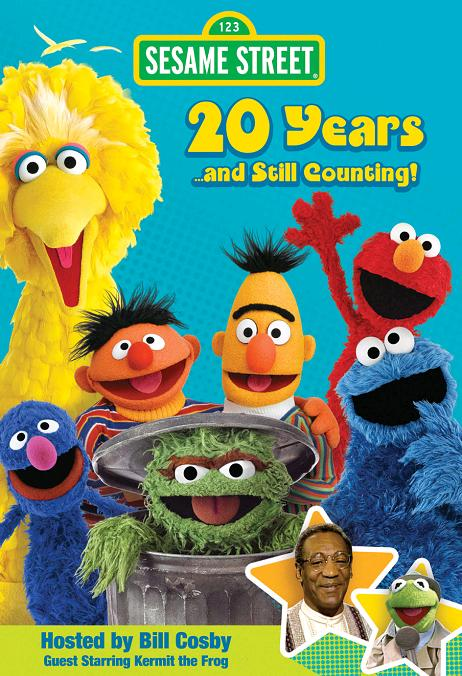 Sesame Street: 20 Years and Still Counting! (1989)