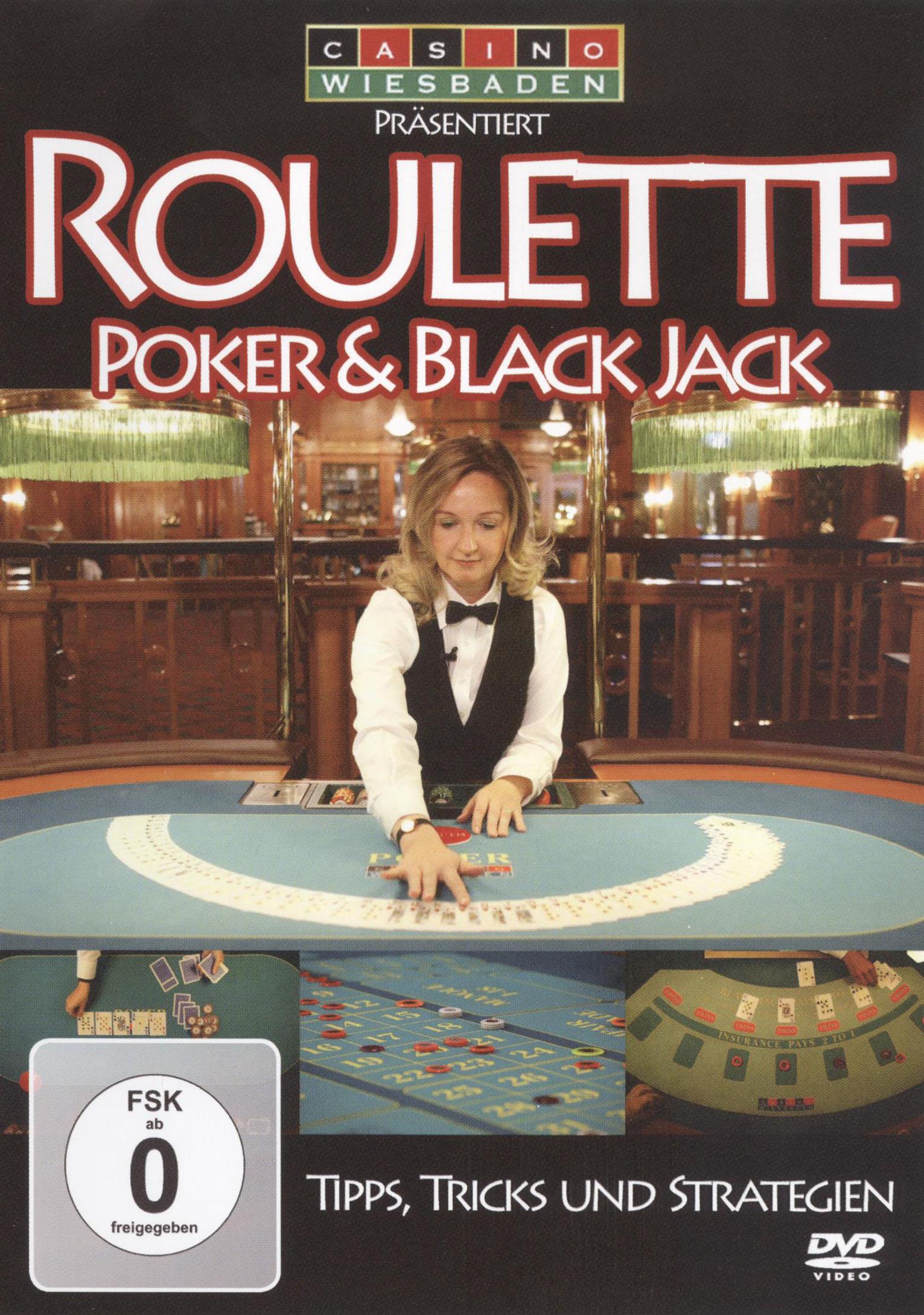 Roulette: Poker & Black Jack