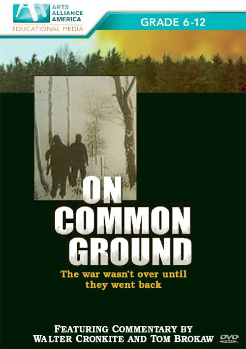 On Common Ground: An American-German WWII Reunion